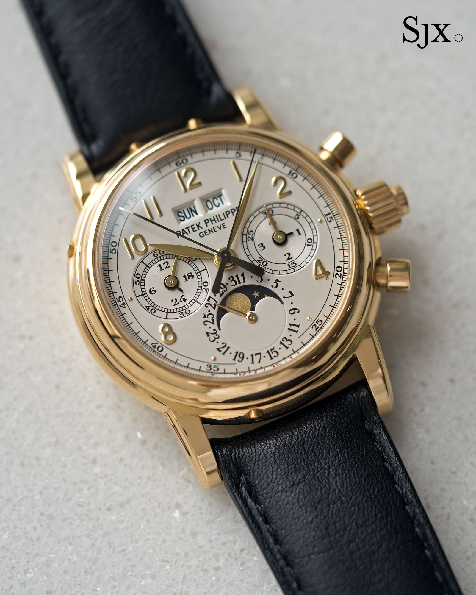 Patek Philippe 5004J split second 1
