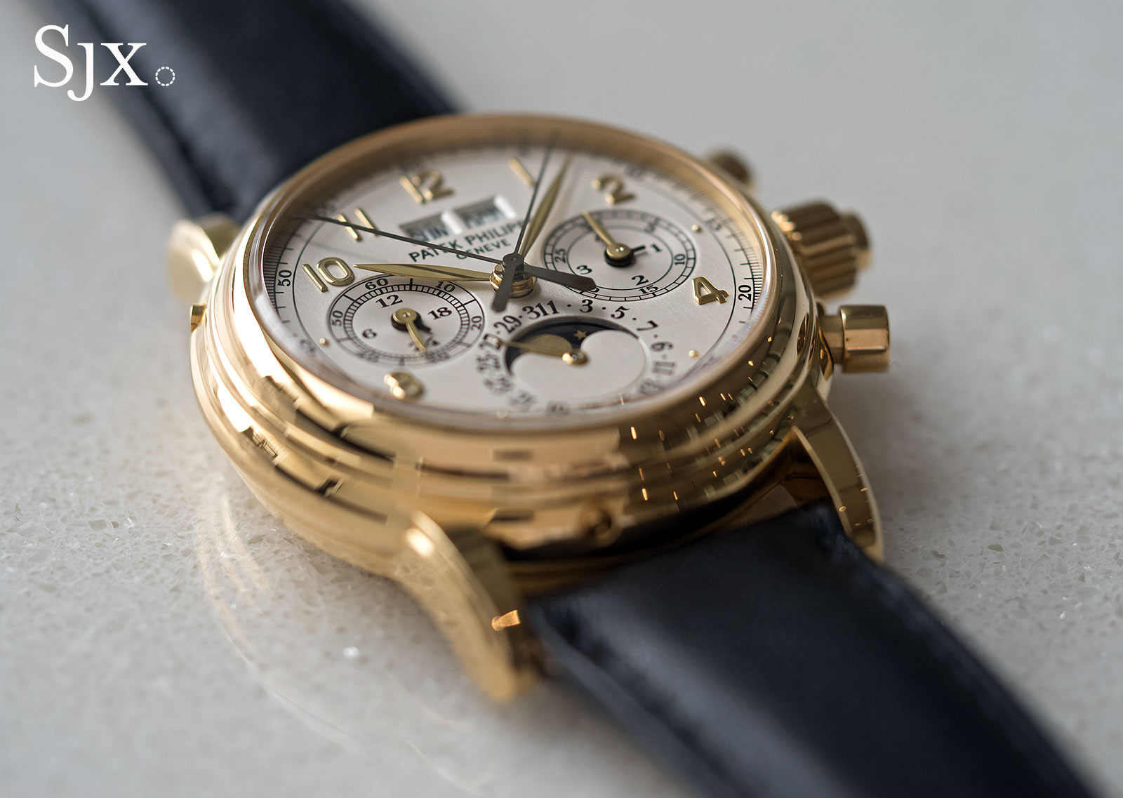 Patek Philippe 5004J split second 2