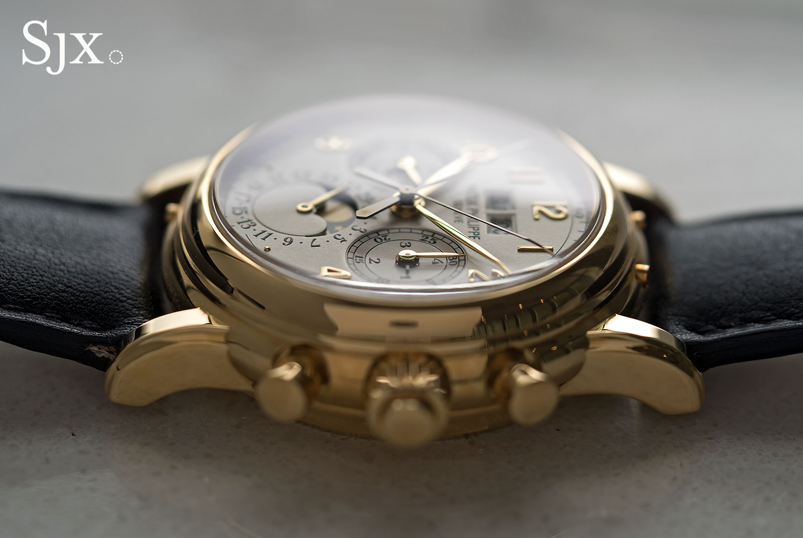 Patek Philippe 5004J split second 4