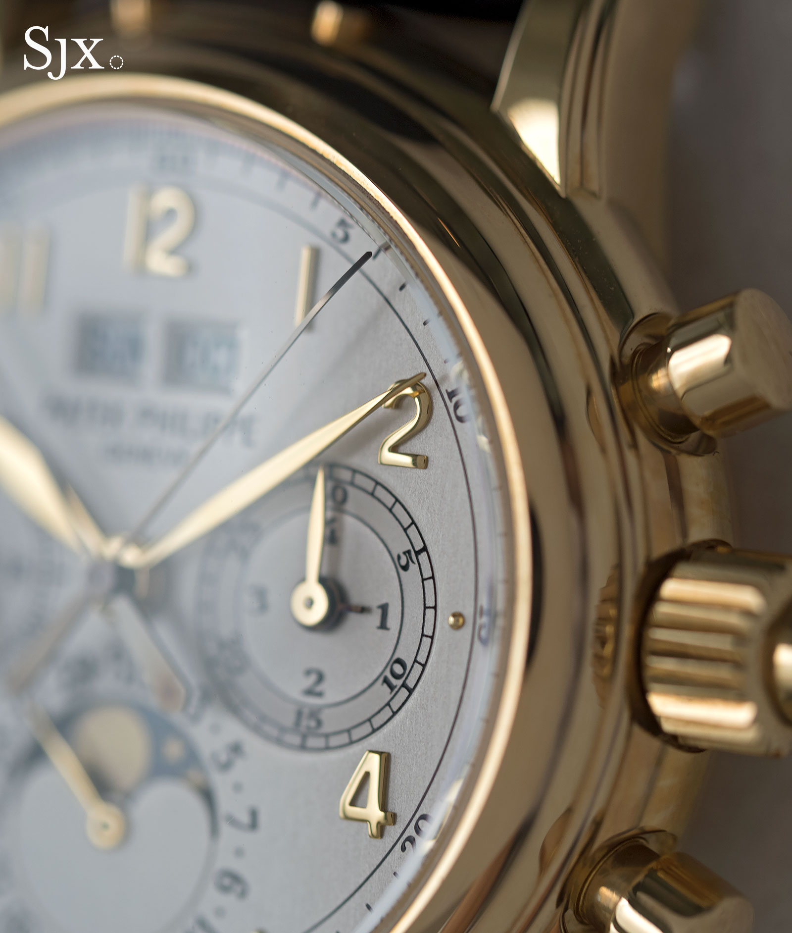 Patek Philippe 5004J split second 5
