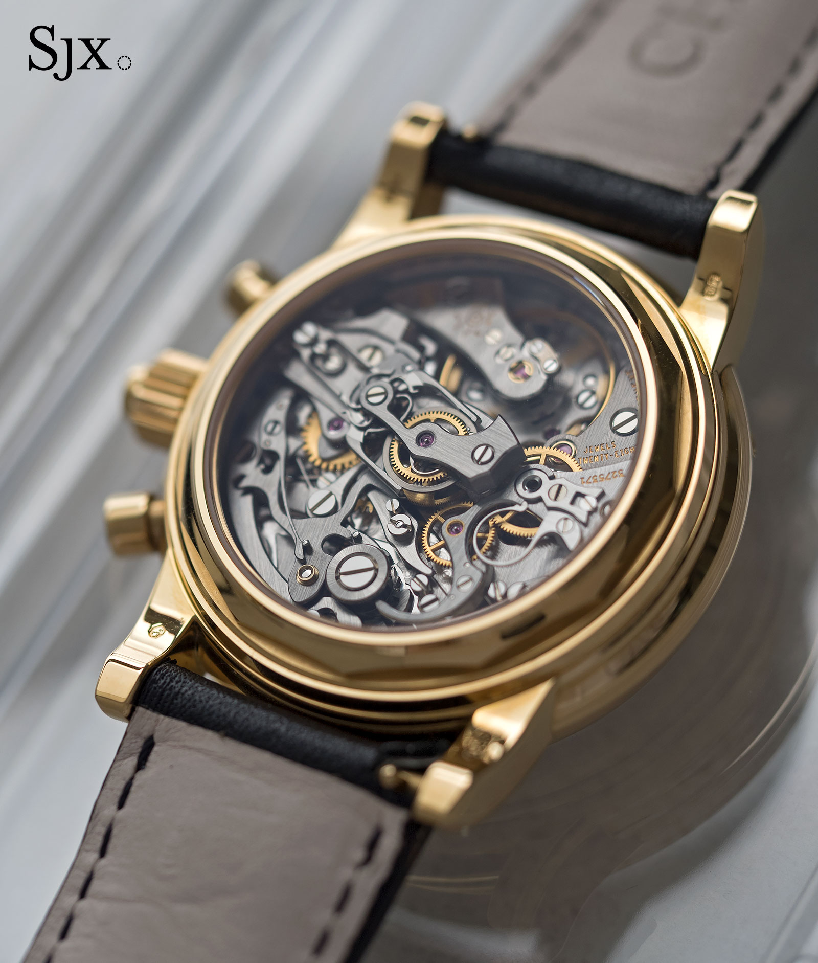 Patek Philippe 5004J split second 6