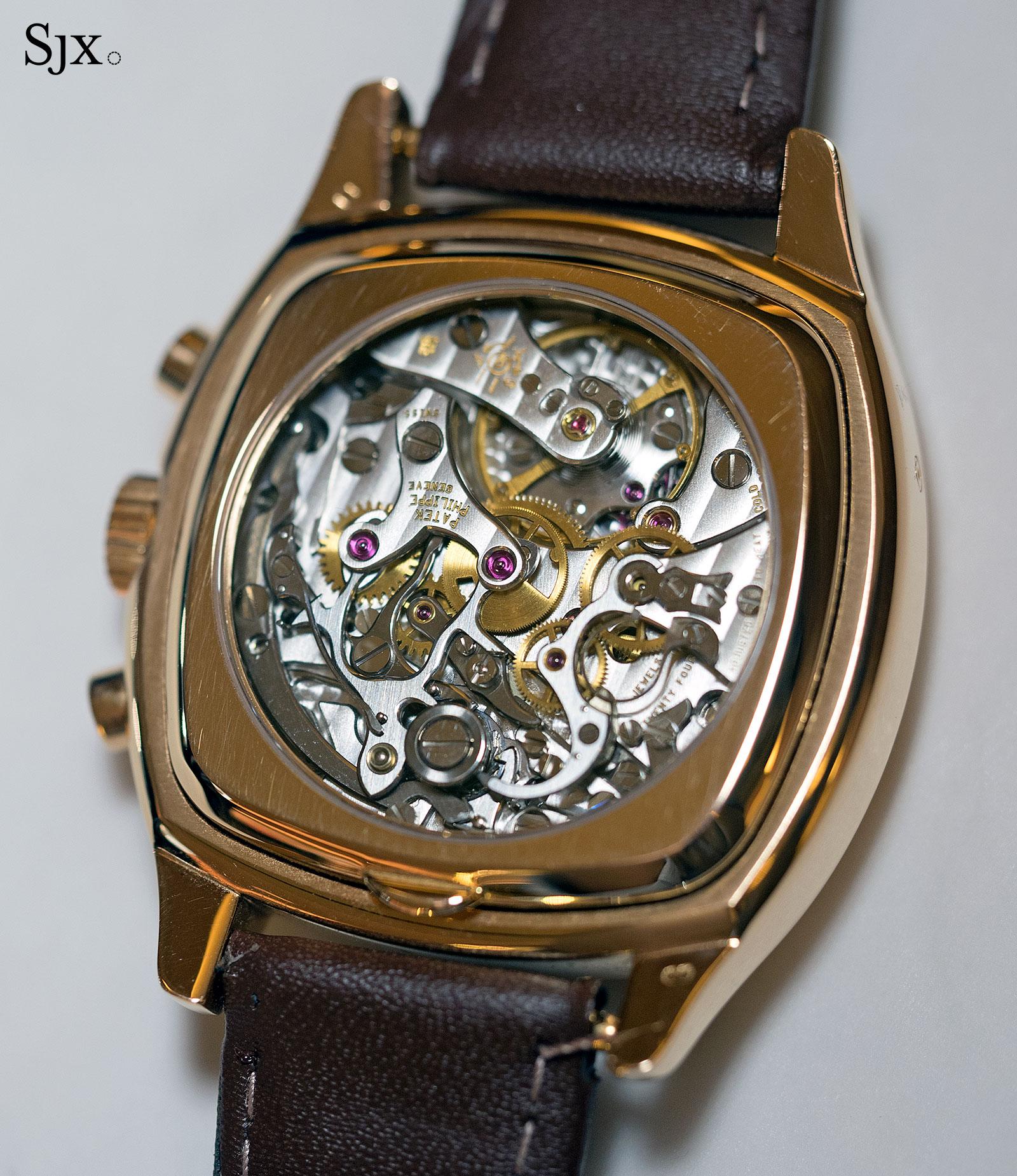 Patek Philippe 5020 rose gold 6