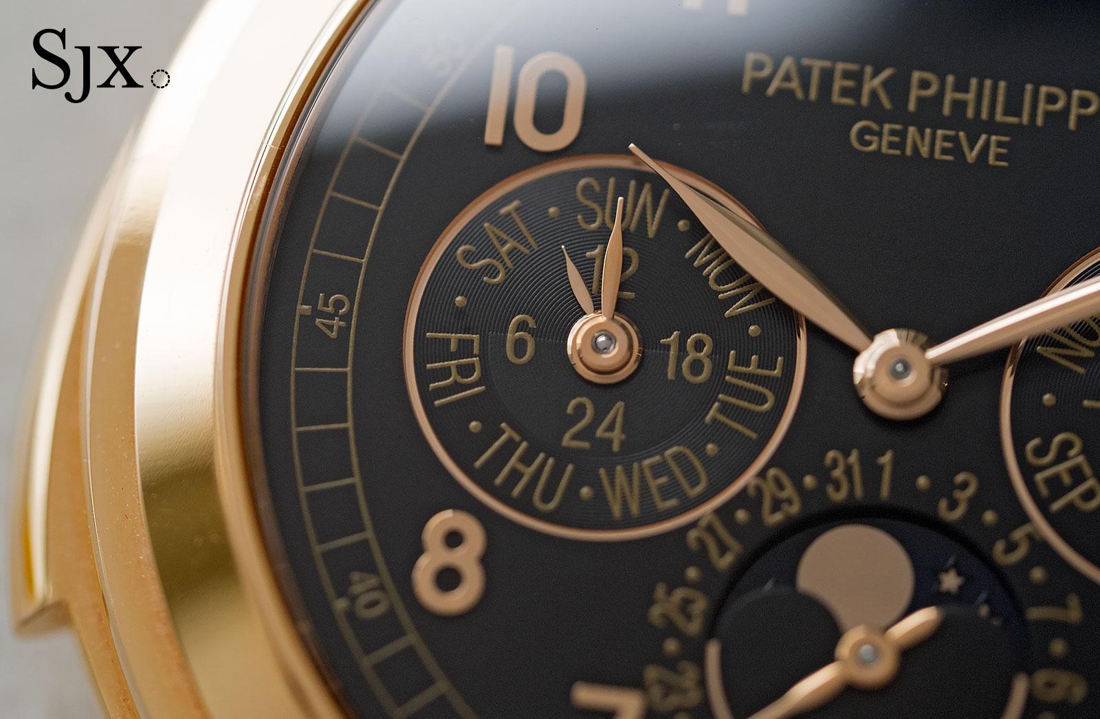 Patek Philippe 5074R repeater 5