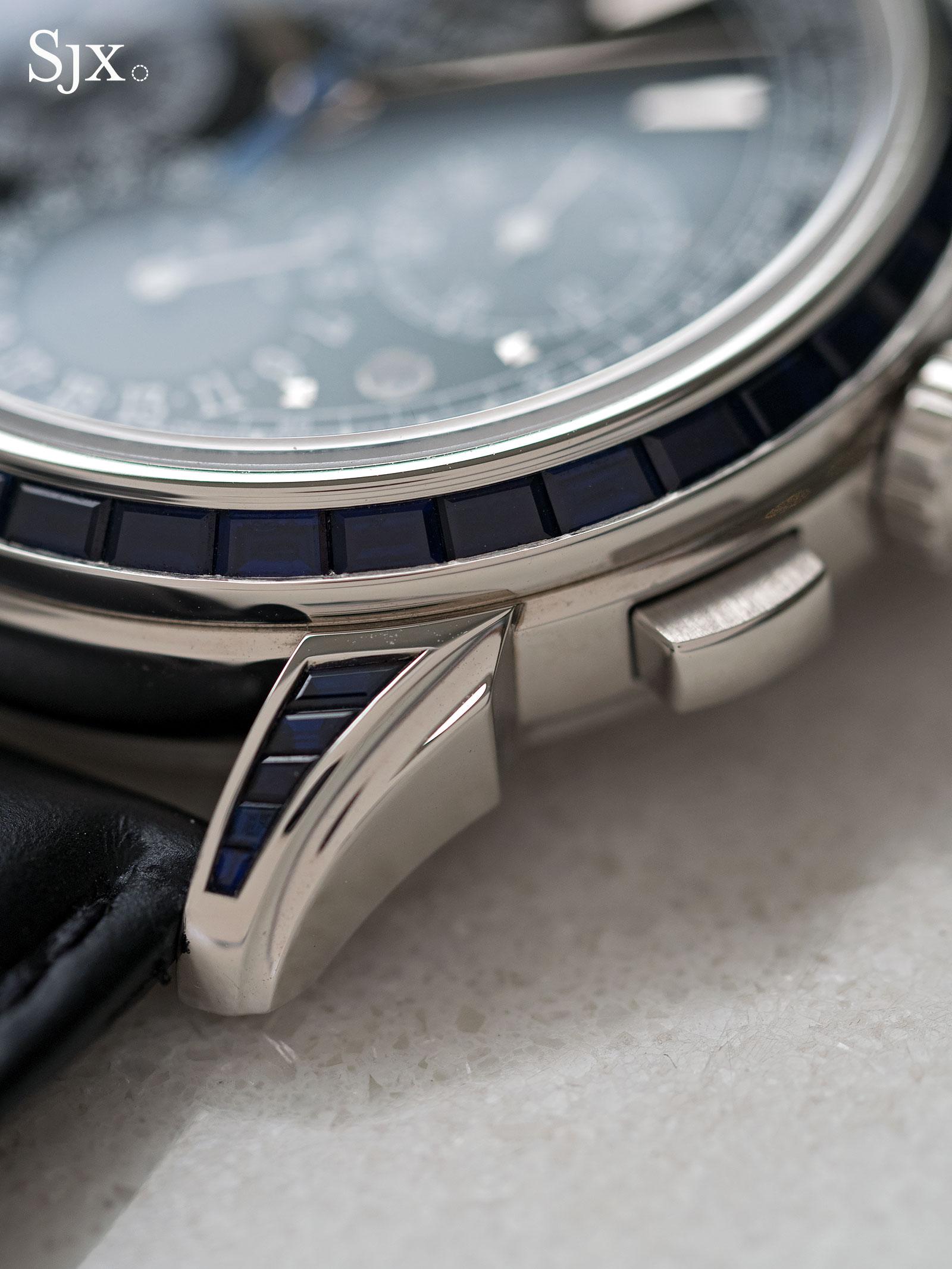 Patek Philippe 5271-11P sapphires 2