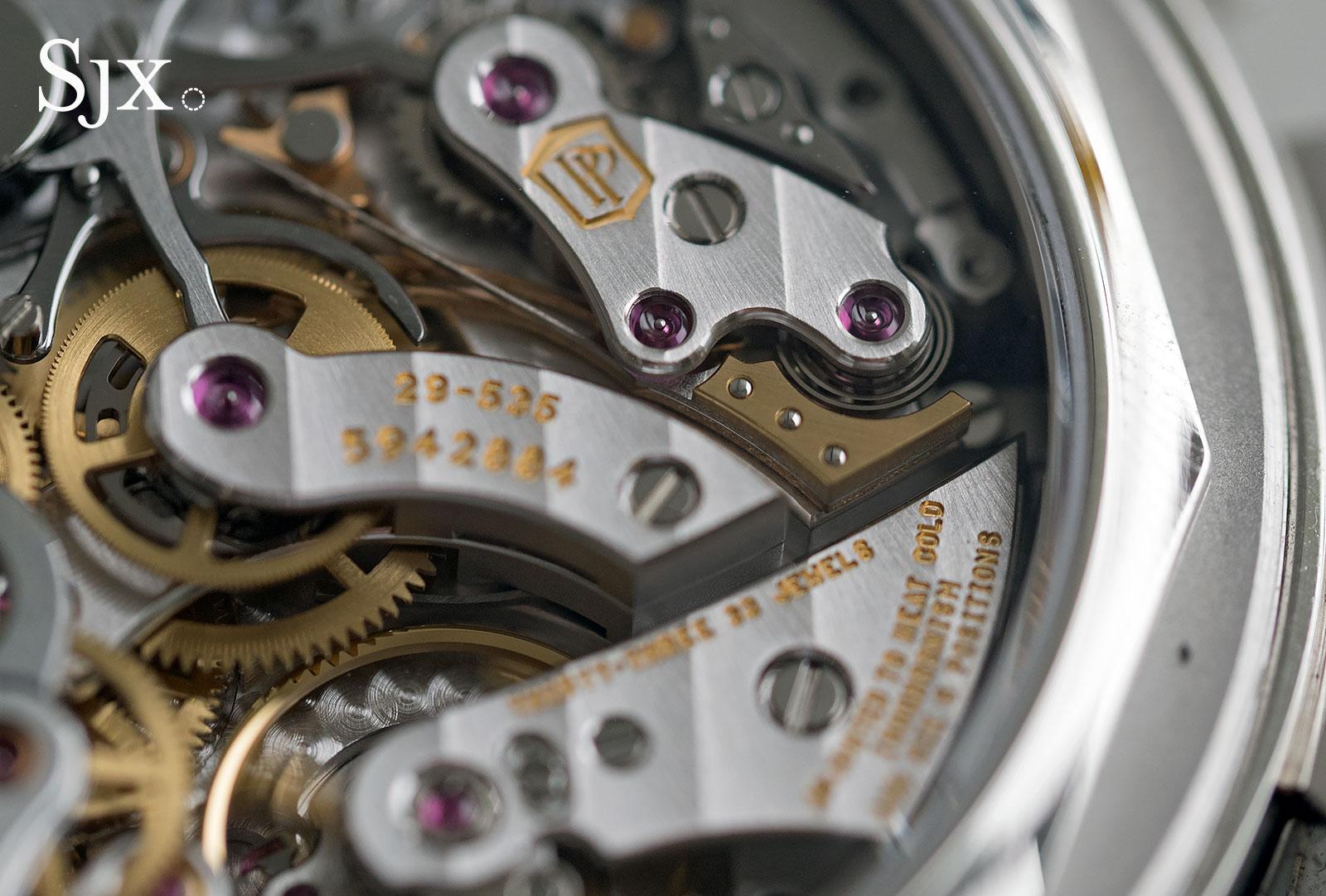 Patek Philippe 5271-11P sapphires 8