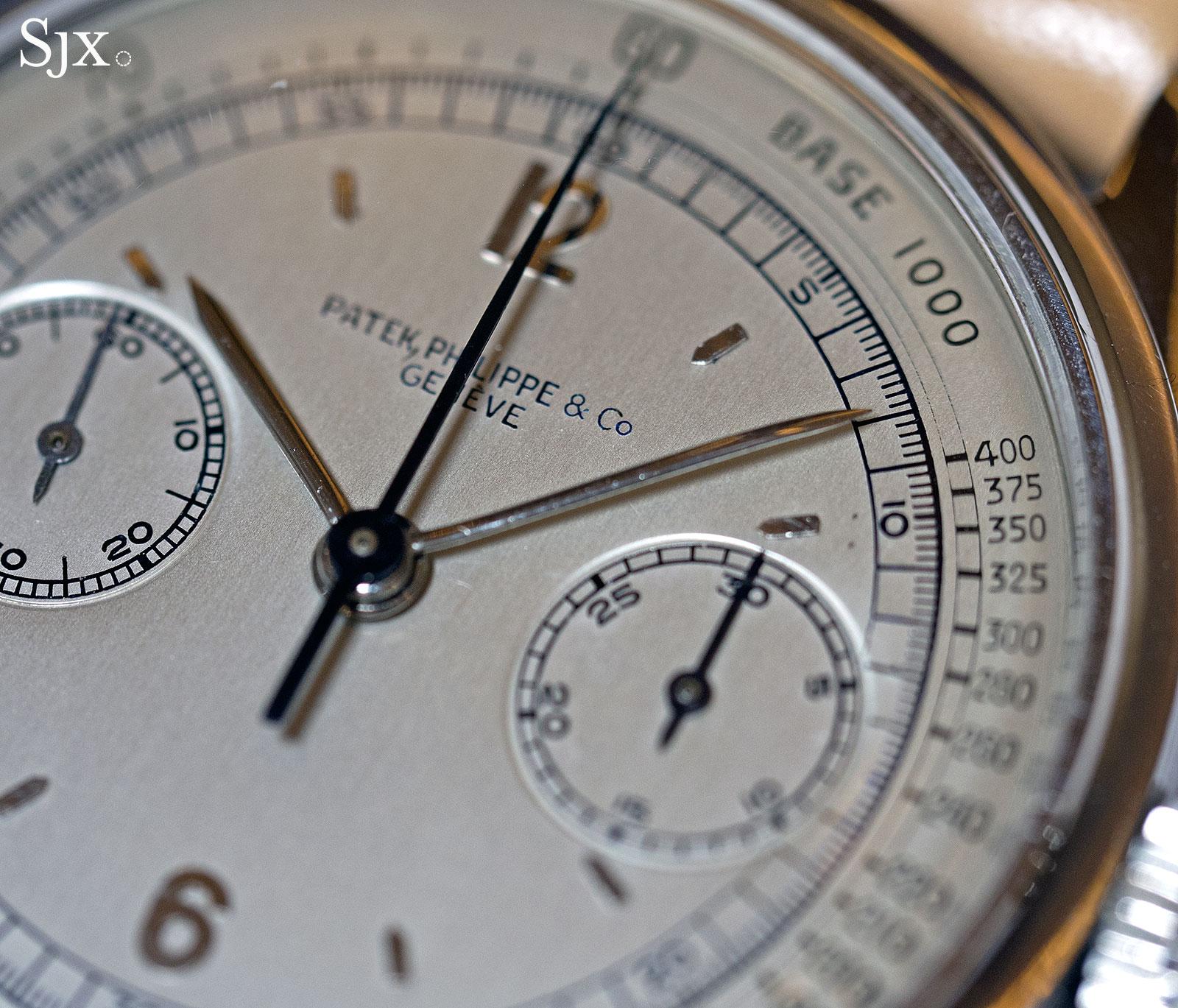 Patek Philippe 530 chronograph steel 2