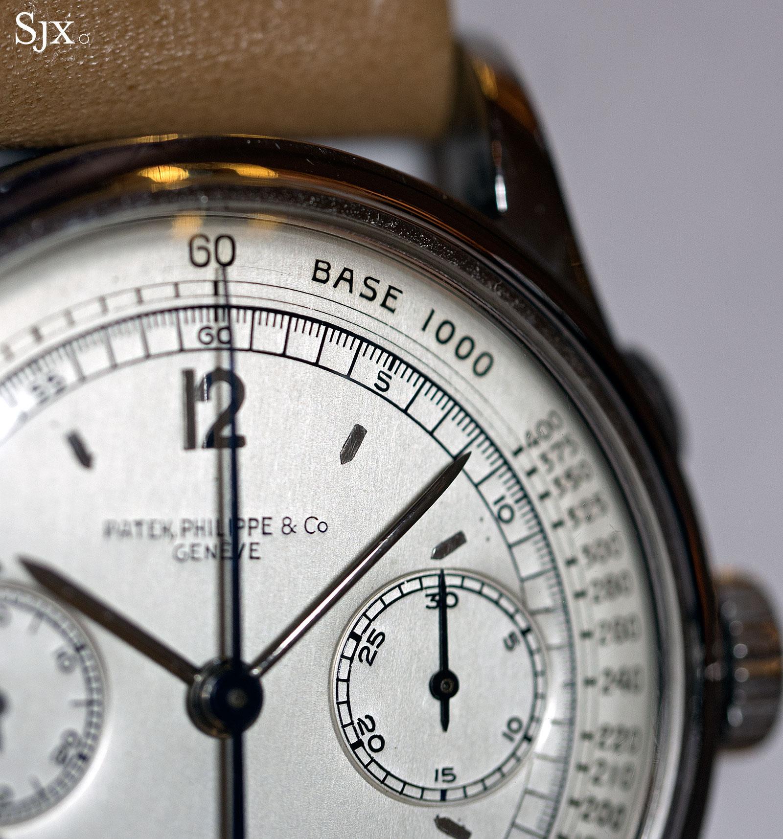 Patek Philippe 530 chronograph steel 3