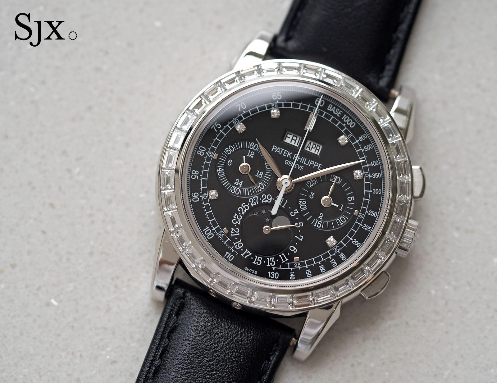 Patek Philippe 5971P diamonds 2