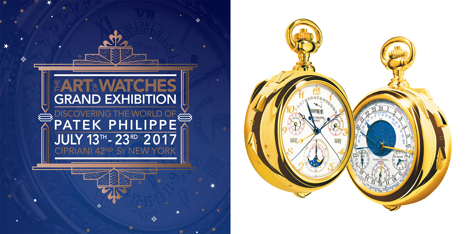 Patek Philippe Grand Exhibition New York 2017 2