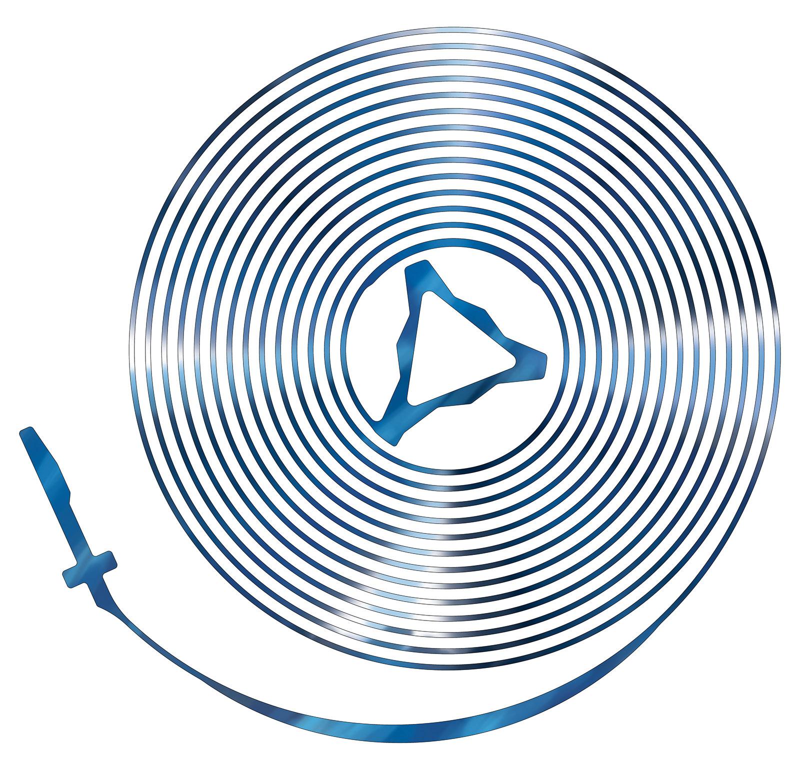 Patek Spiromax advanced research