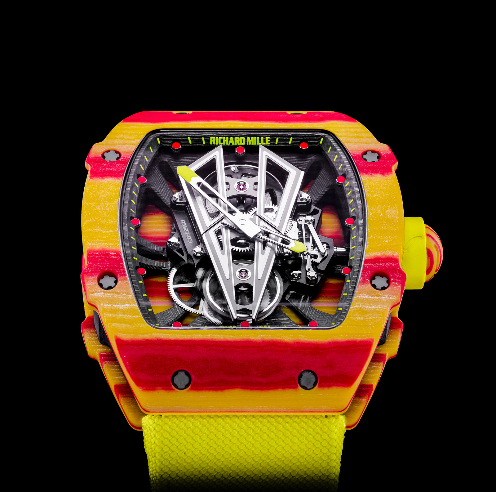 Richard Mille RM 27-03 Tourbillon Rafael Nadal 1