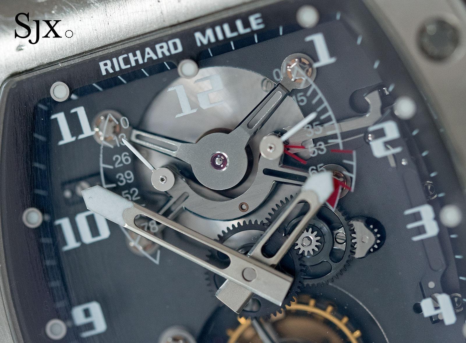 Richard Mille RM001 V1 Picciotto 7