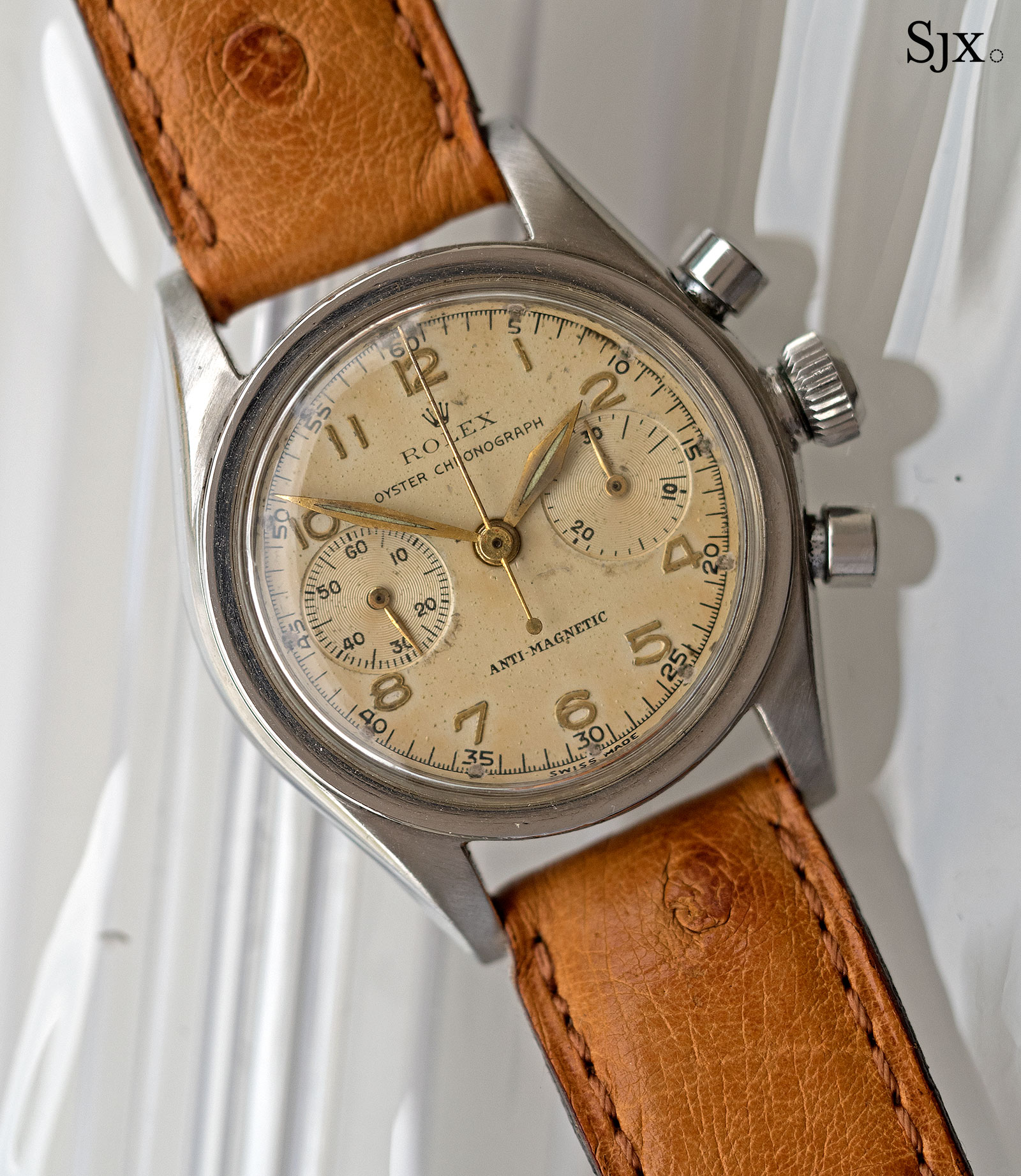 Rolex 3481 chronograph anti-magnetic 2