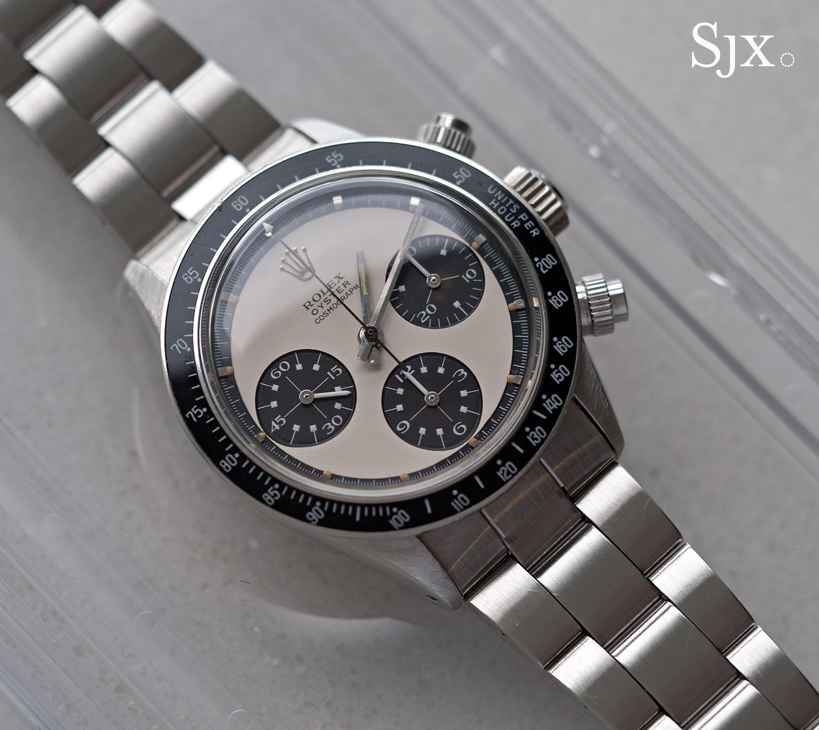 Rolex Daytona 6263 Paul Newman Panda 2