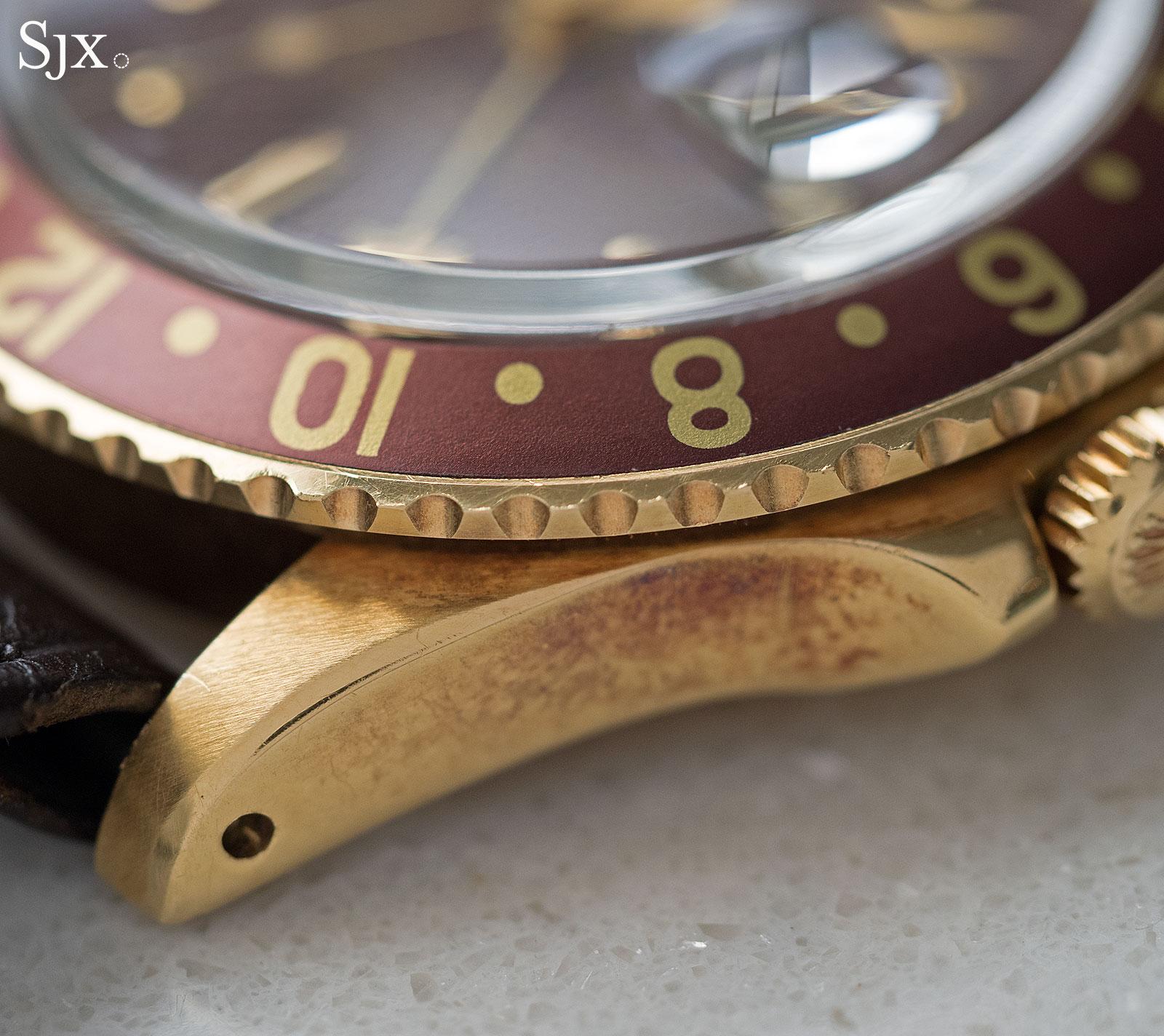 Rolex GMT-Master 1675 18k 1