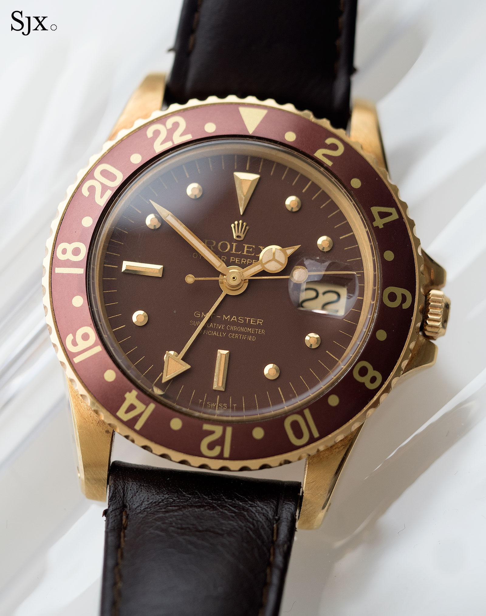 Rolex GMT-Master 1675 18k 2