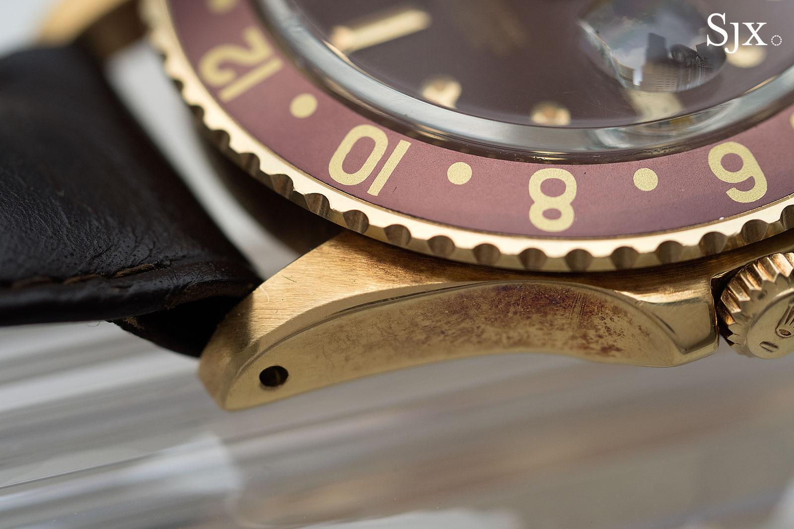 Rolex GMT-Master 1675 18k 3