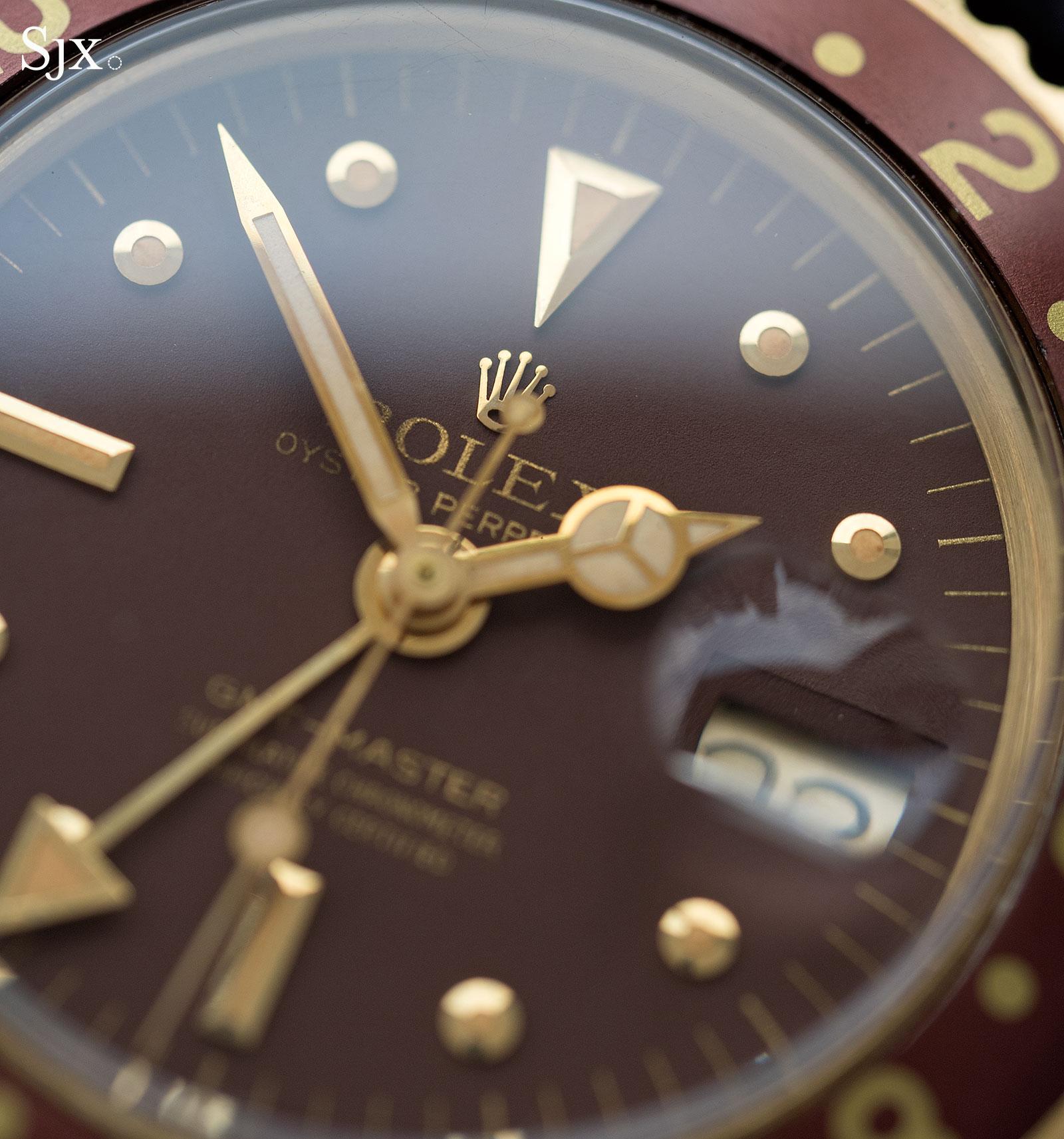Rolex GMT-Master 1675 18k 5