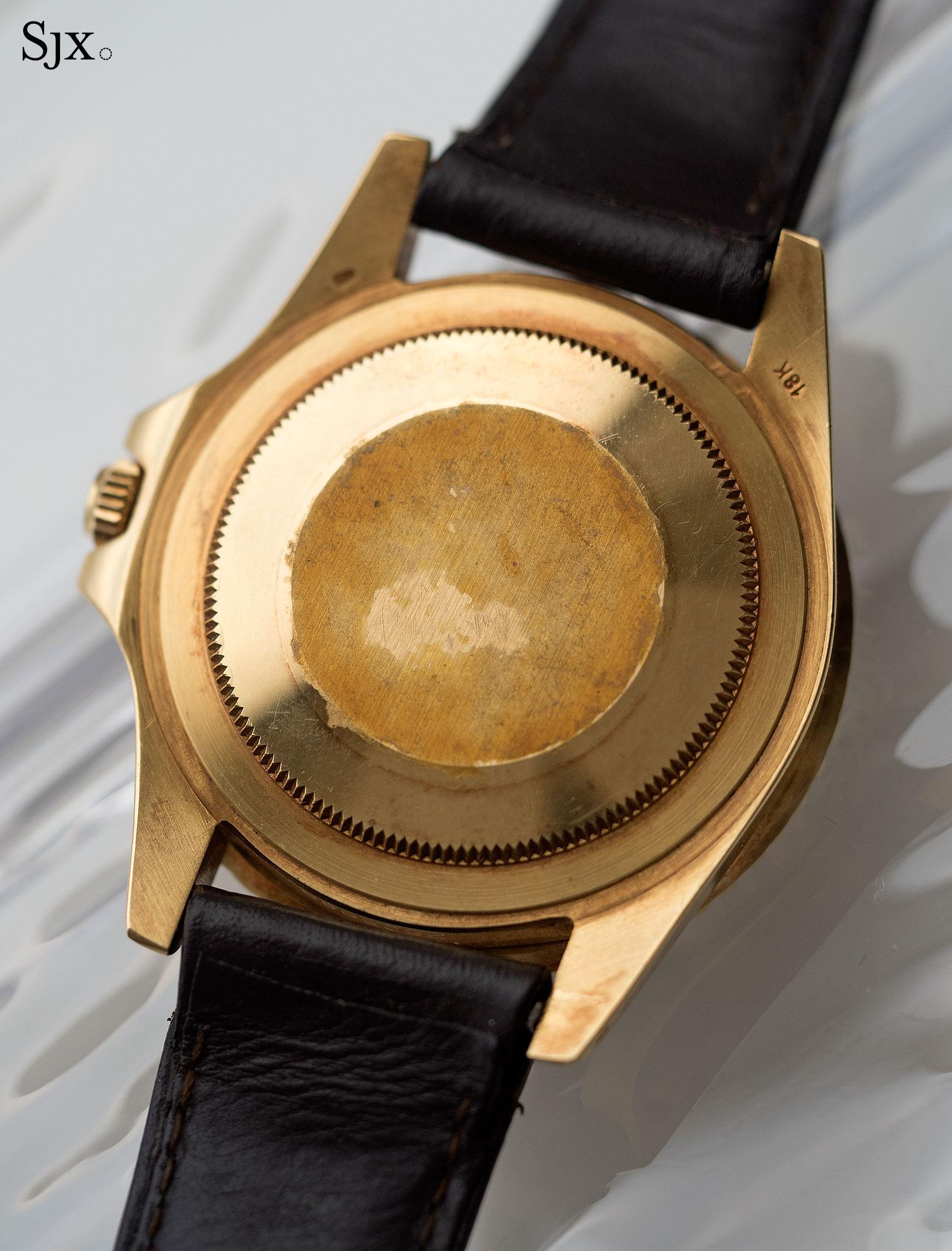 Rolex GMT-Master 1675 18k 6