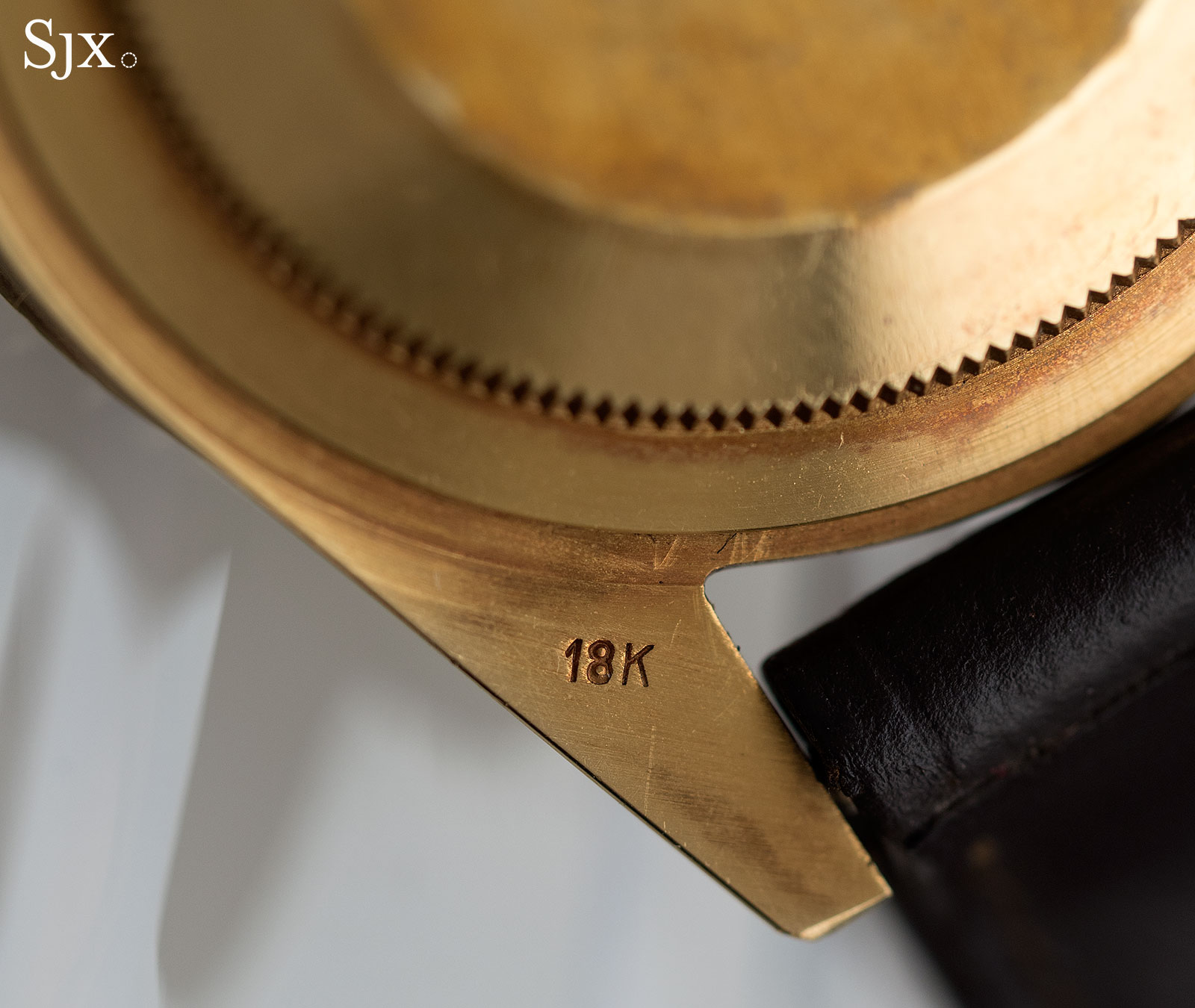 Rolex GMT-Master 1675 18k 7