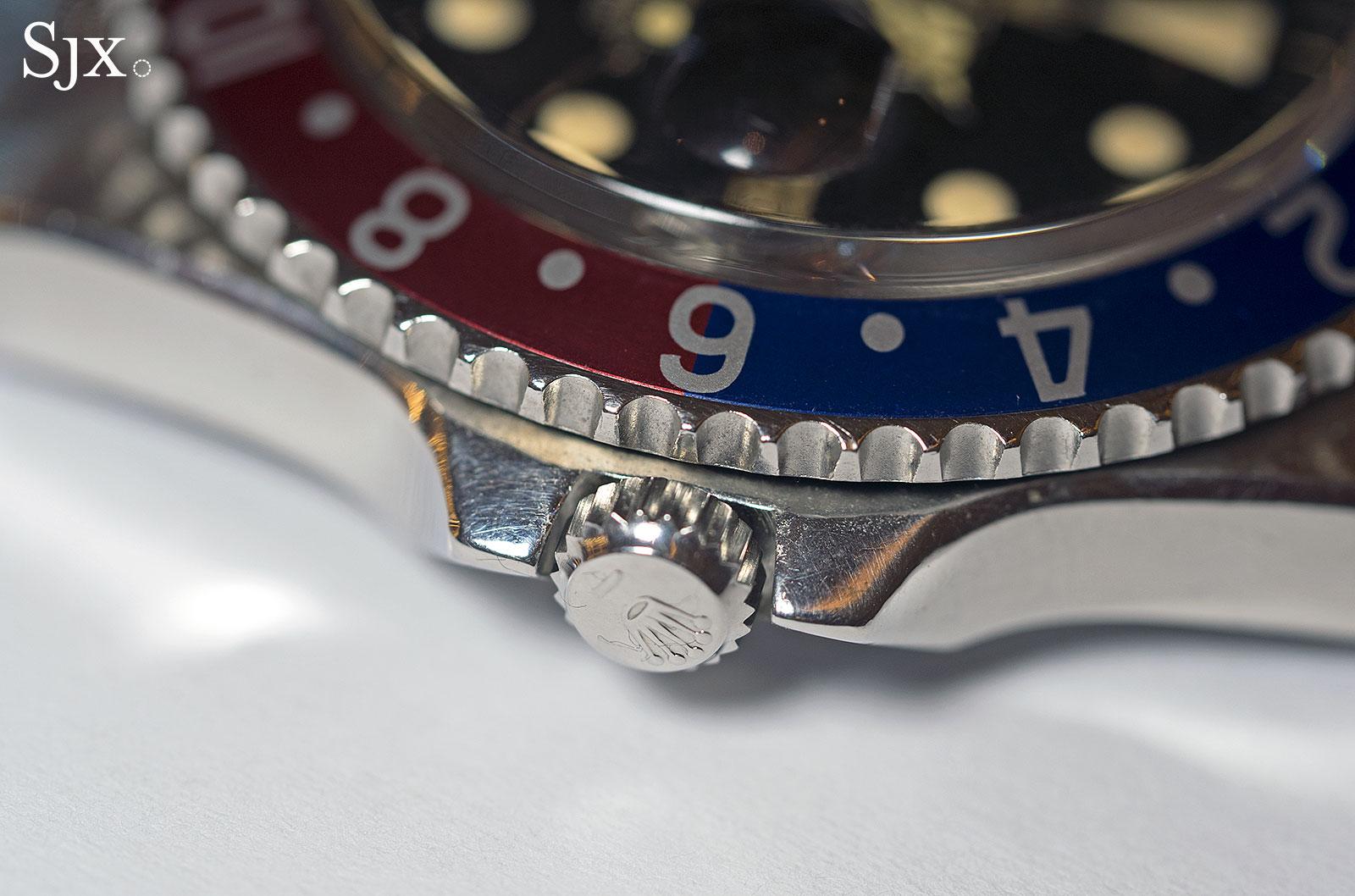 Rolex GMT-Master 1675 underline gilt 4
