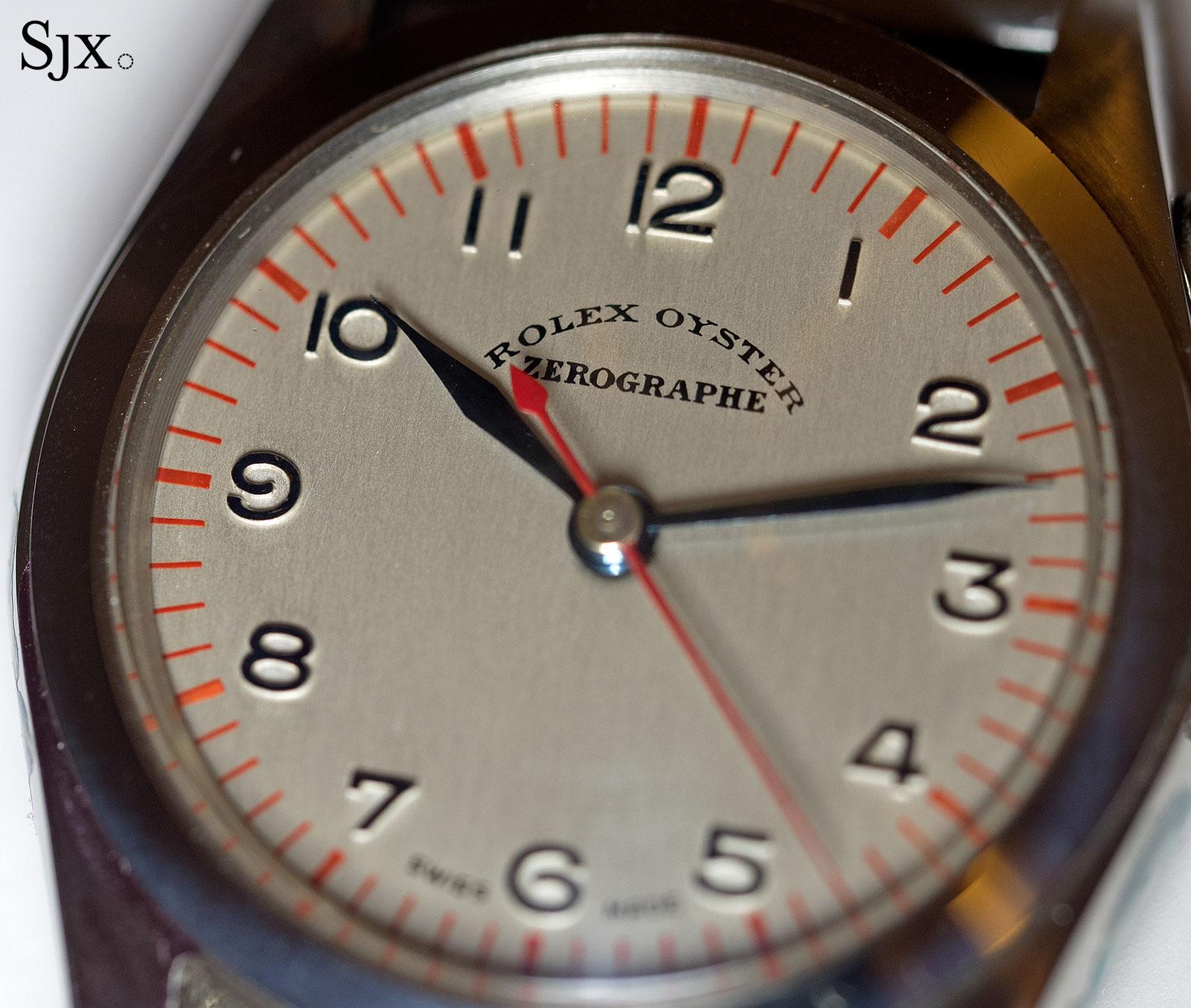Rolex Zerographe 3890 2