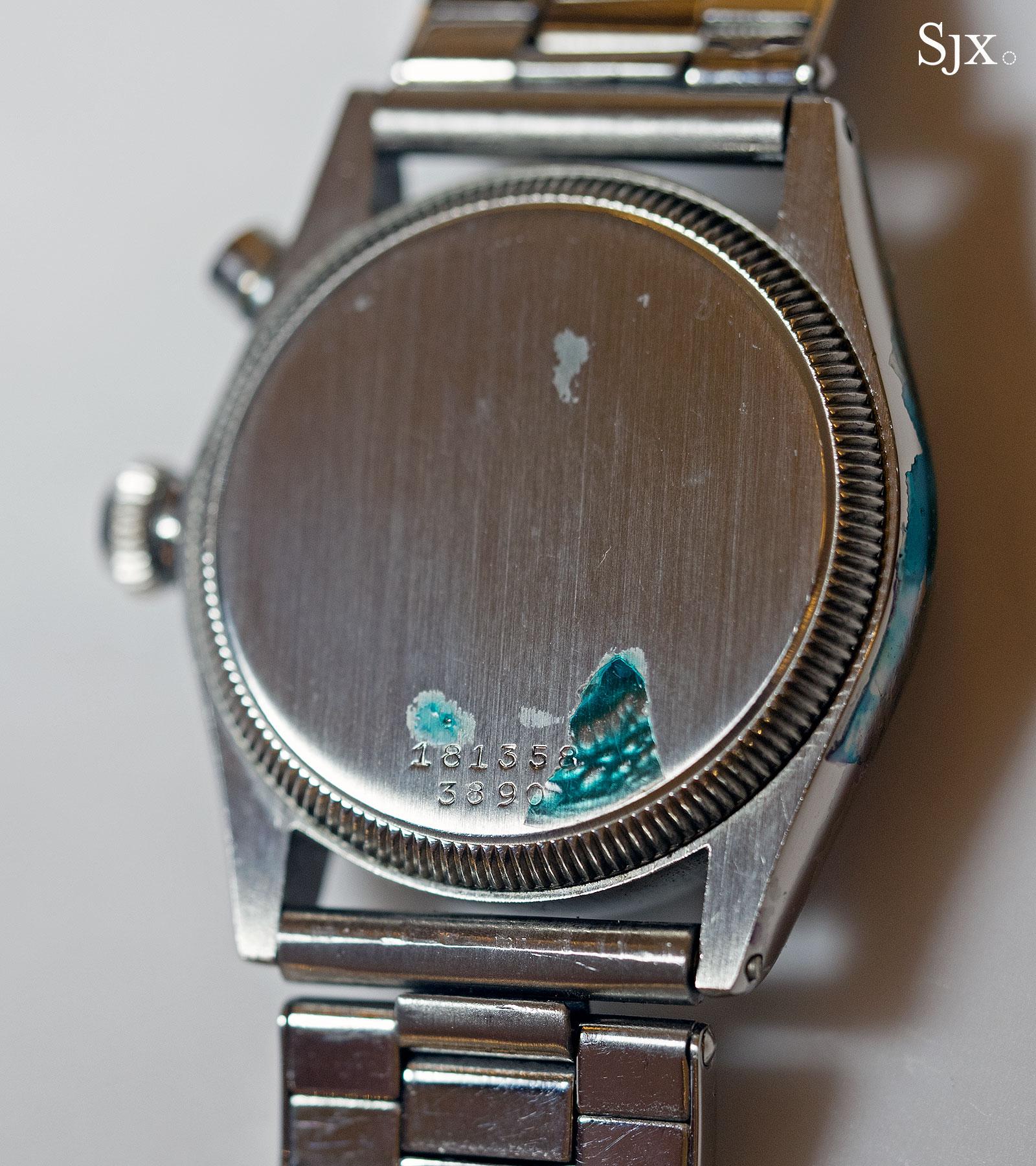 Rolex Zerographe 3890 4