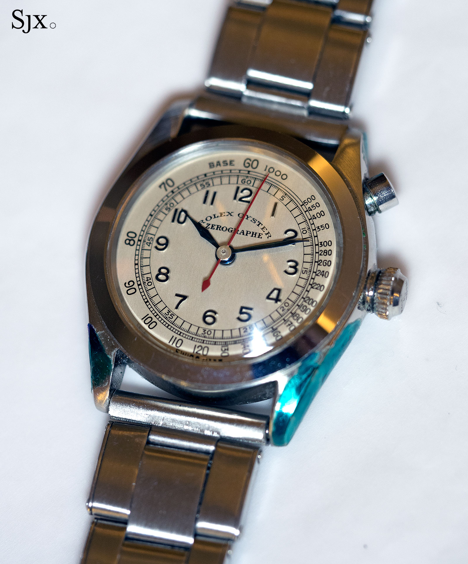 Rolex Zerographe 3890 tachymetre 1
