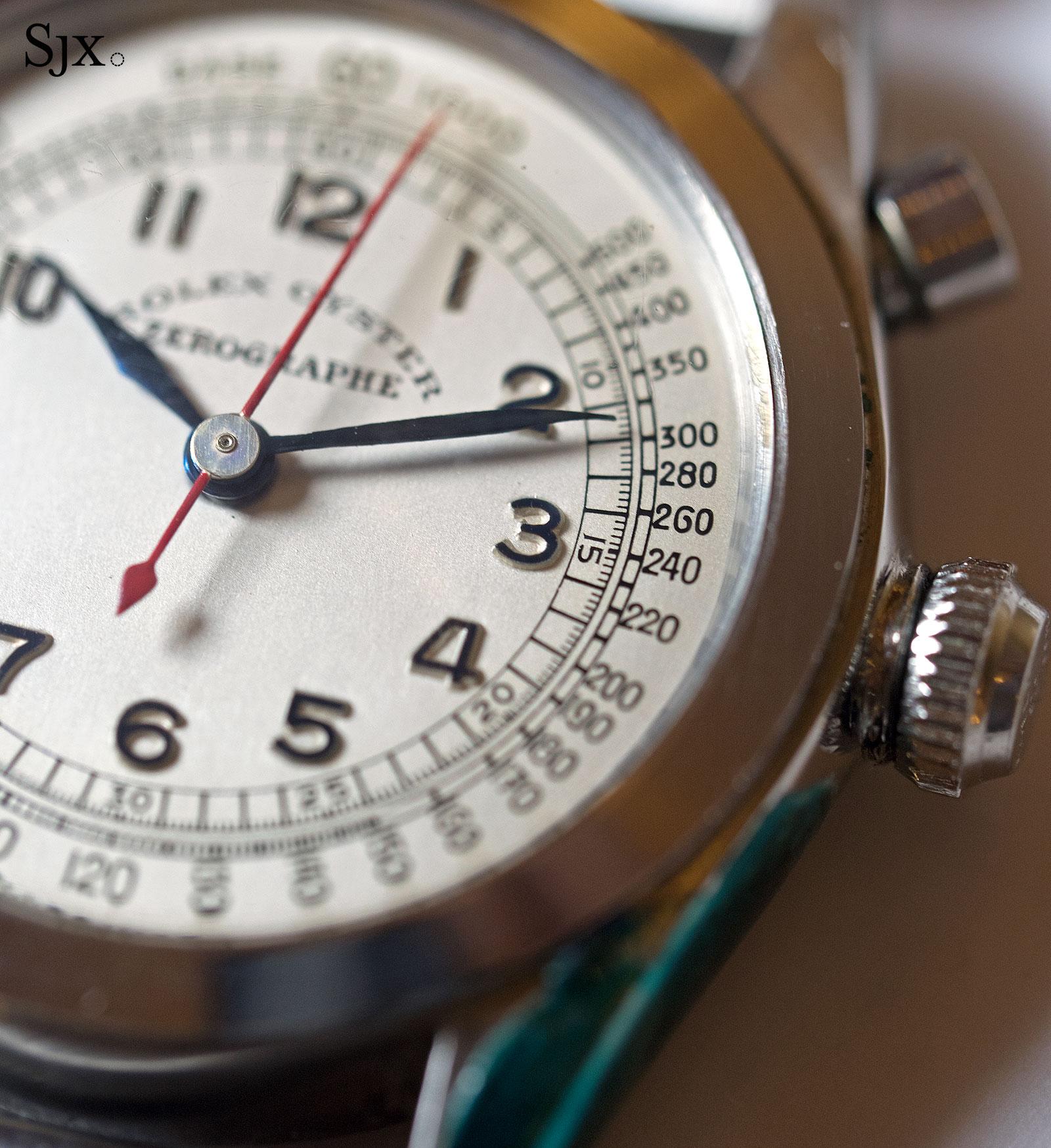 Rolex Zerographe 3890 tachymetre 2