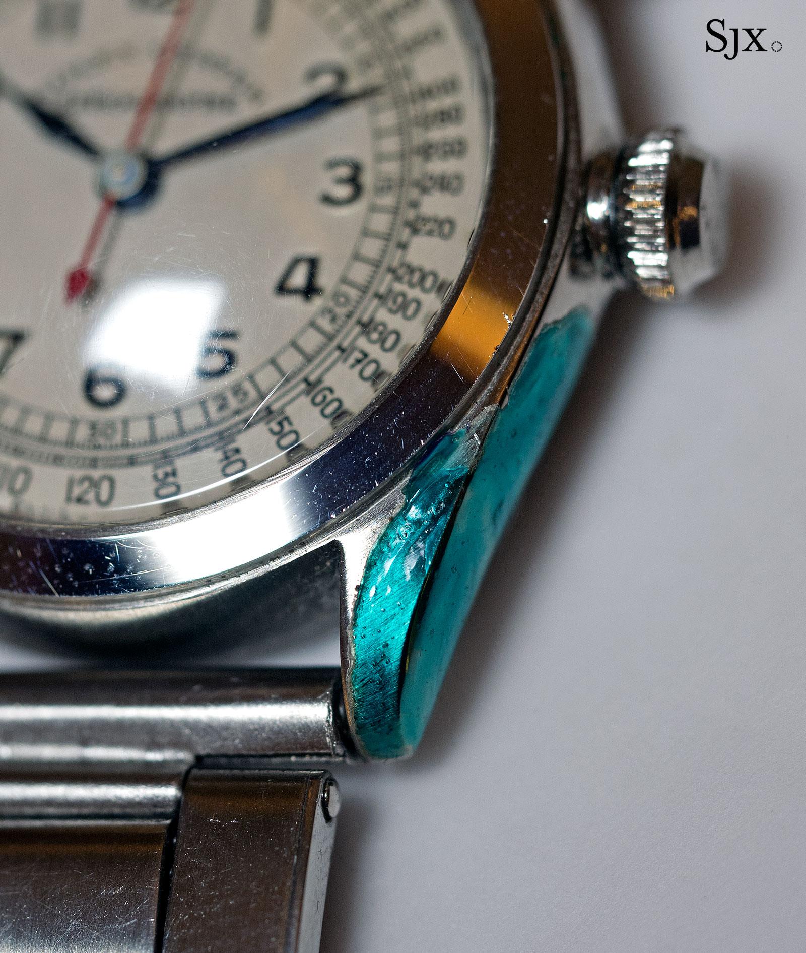 Rolex Zerographe 3890 tachymetre 3