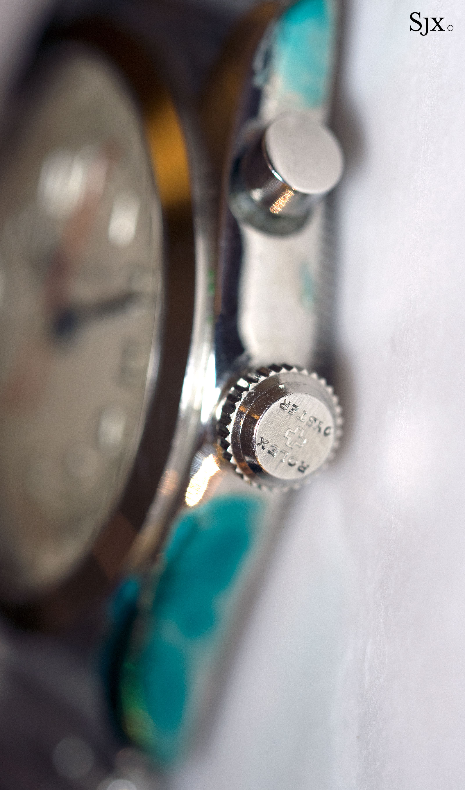 Rolex Zerographe 3890 tachymetre 4