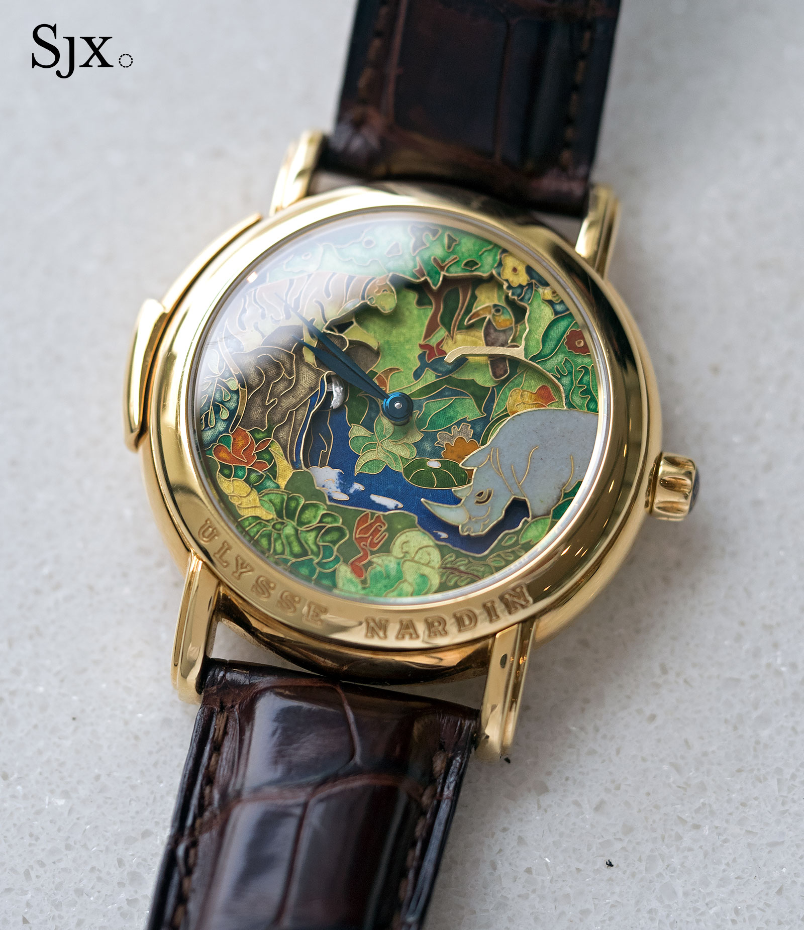 Ulysse Nardin Jungle Minute Repeater 1
