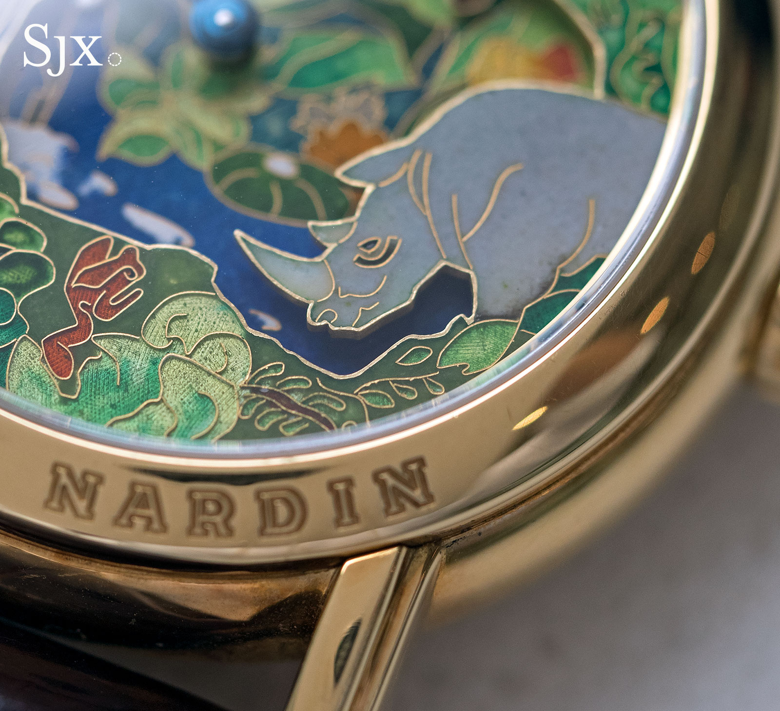 Ulysse Nardin Jungle Minute Repeater 2