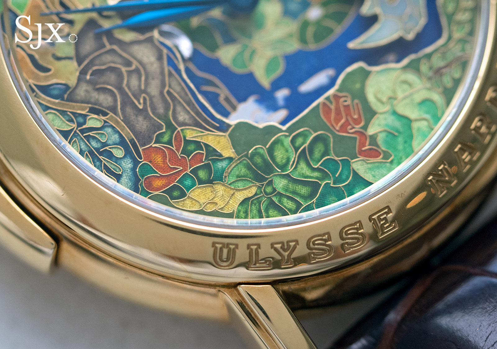 Ulysse Nardin Jungle Minute Repeater 3