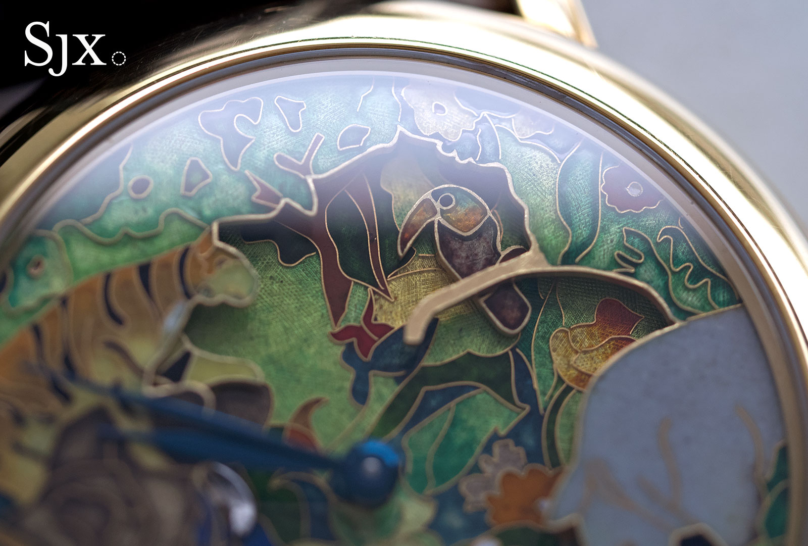 Ulysse Nardin Jungle Minute Repeater 4