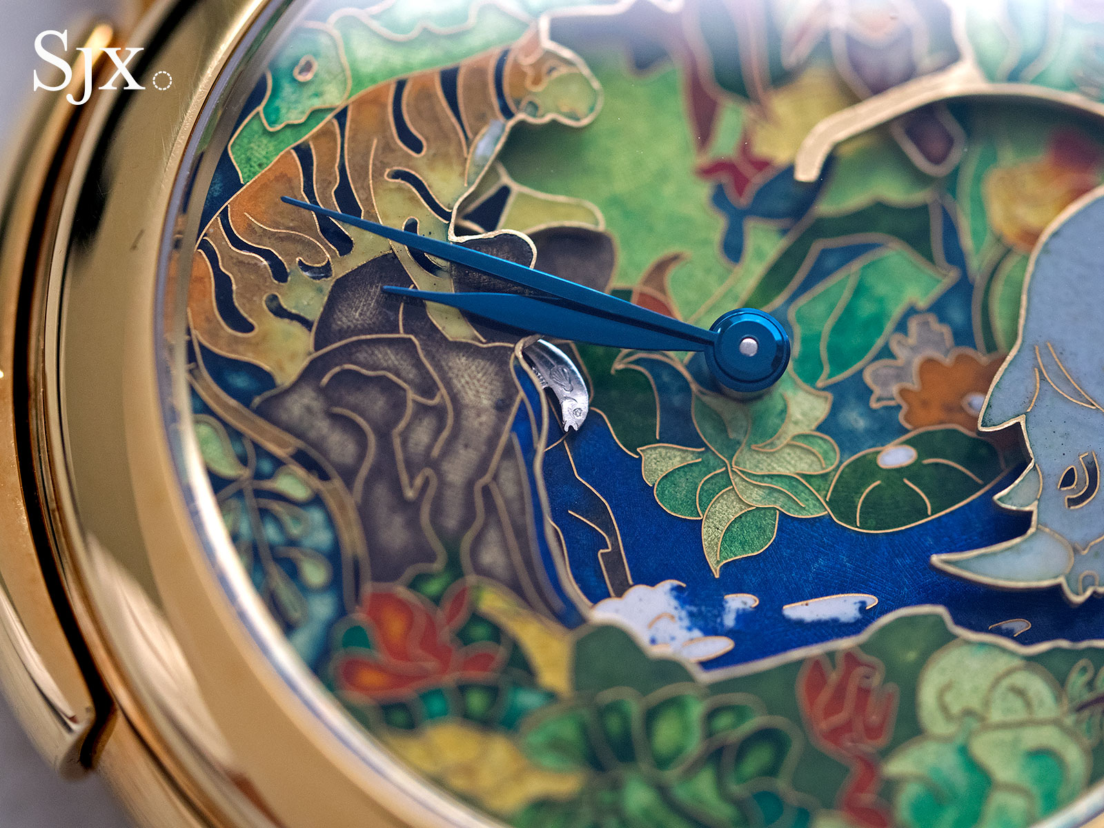 Ulysse Nardin Jungle Minute Repeater 5