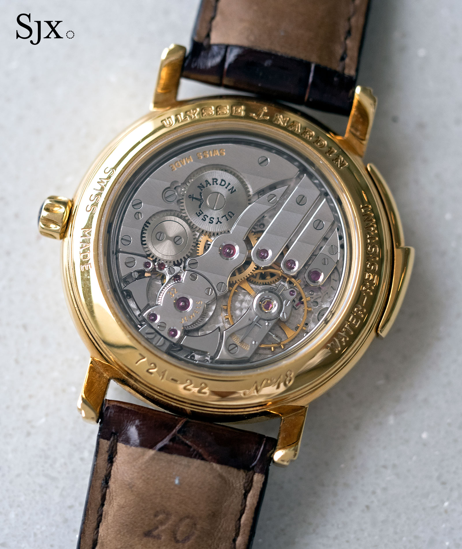 Ulysse Nardin Jungle Minute Repeater 6