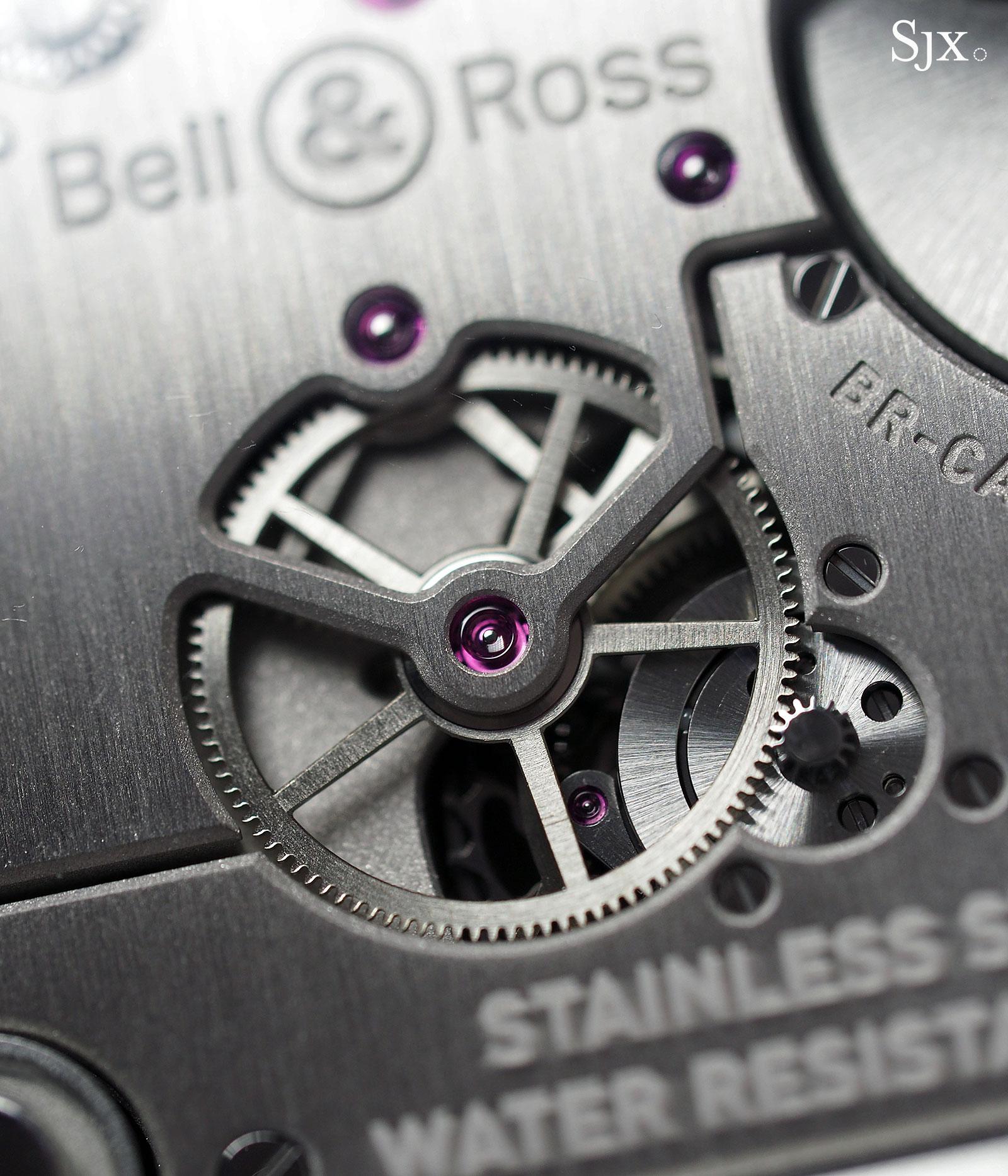 Bell & Ross BR-X2 Tourbillon 22