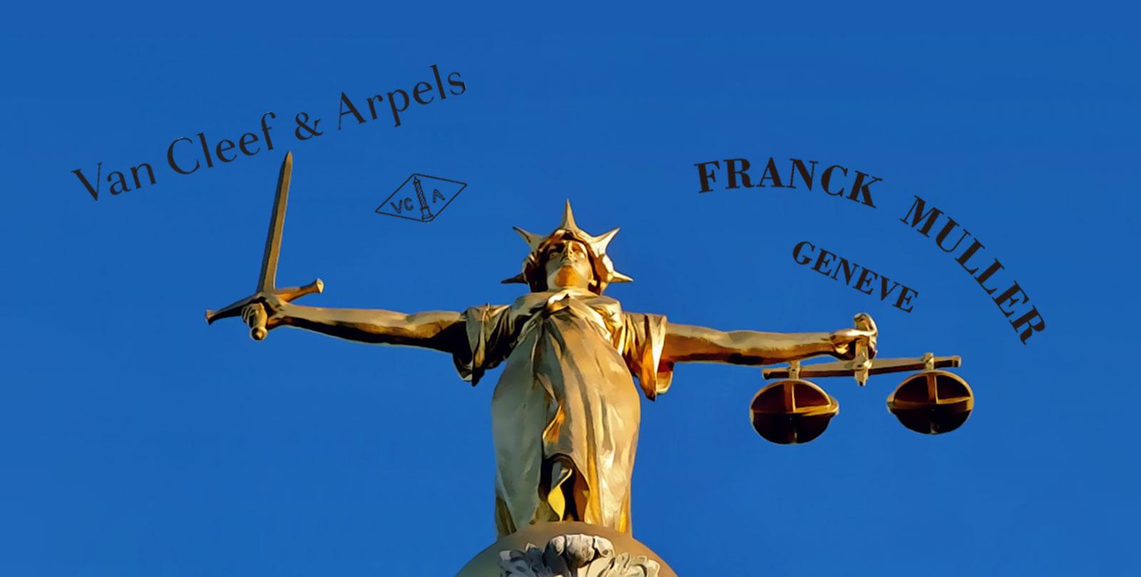 Franck Muller Van Cleef Mystery set lawsuit