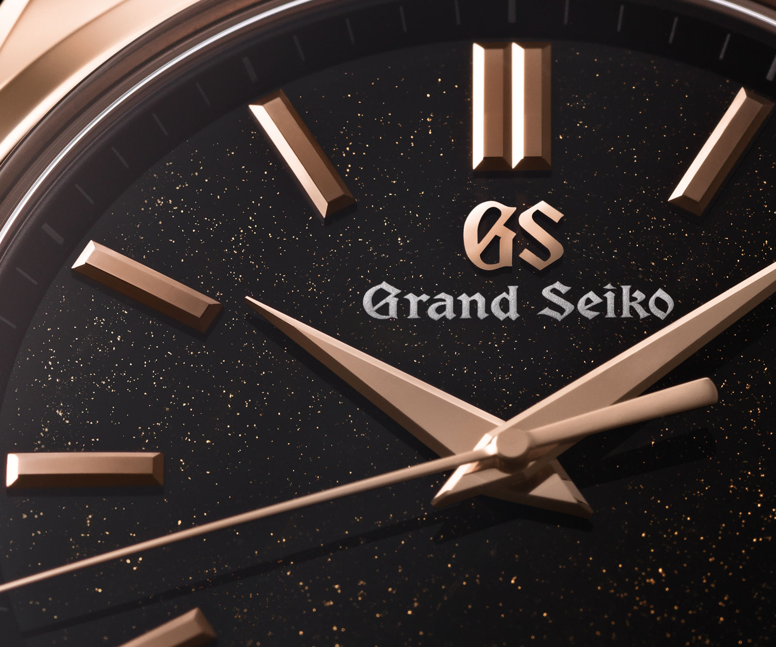 Grand Seiko 8 Day Power Reserve SBGD202 rose gold 3