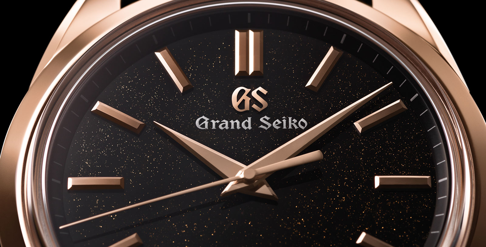 Grand Seiko 8 Day Power Reserve SBGD202 rose gold 4