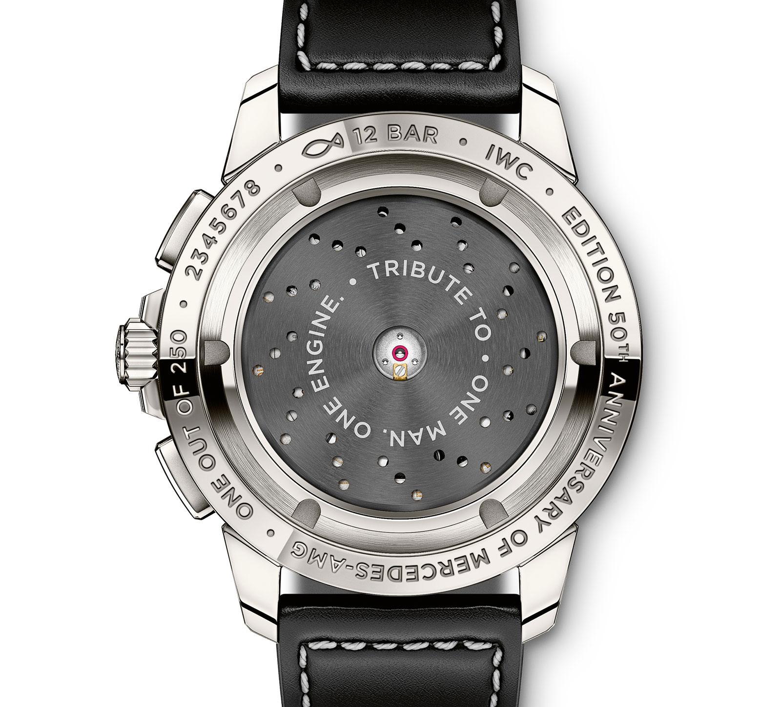 IWC Ingenieur Chronograph 50th Anniversary Mercedes-AMG 1