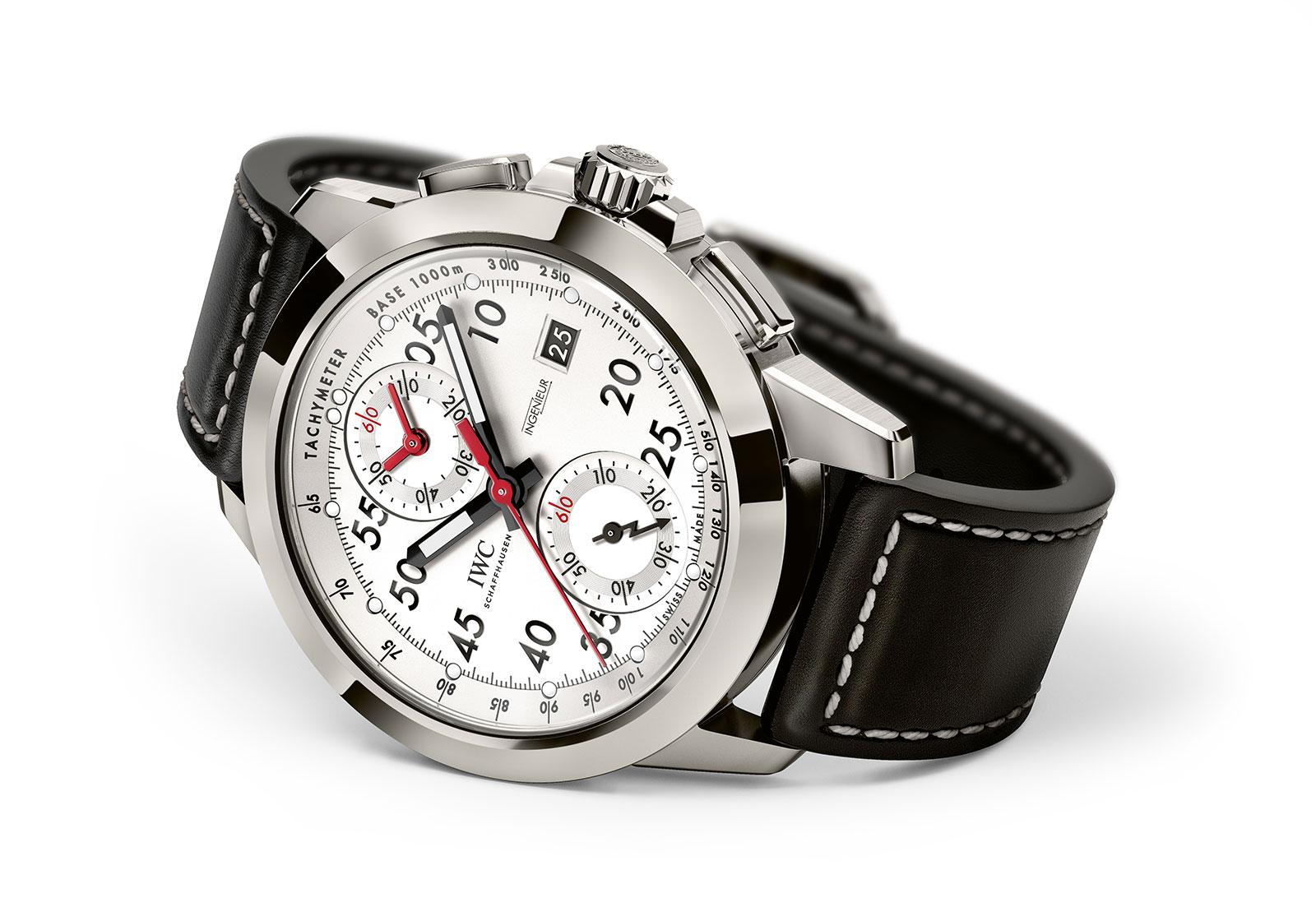 IWC Ingenieur Chronograph 50th Anniversary Mercedes-AMG 2