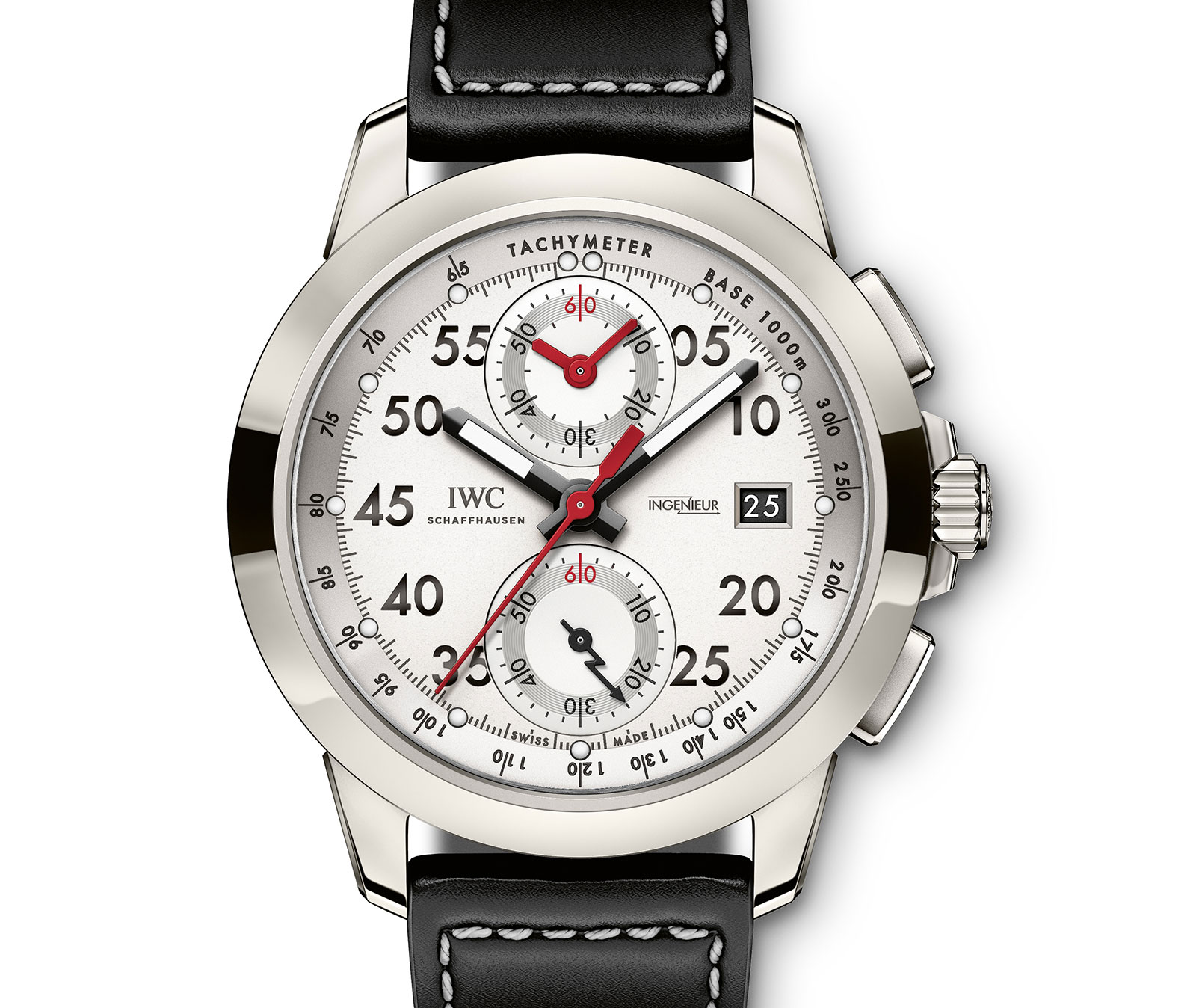 IWC Ingenieur Chronograph 50th Anniversary Mercedes-AMG 3