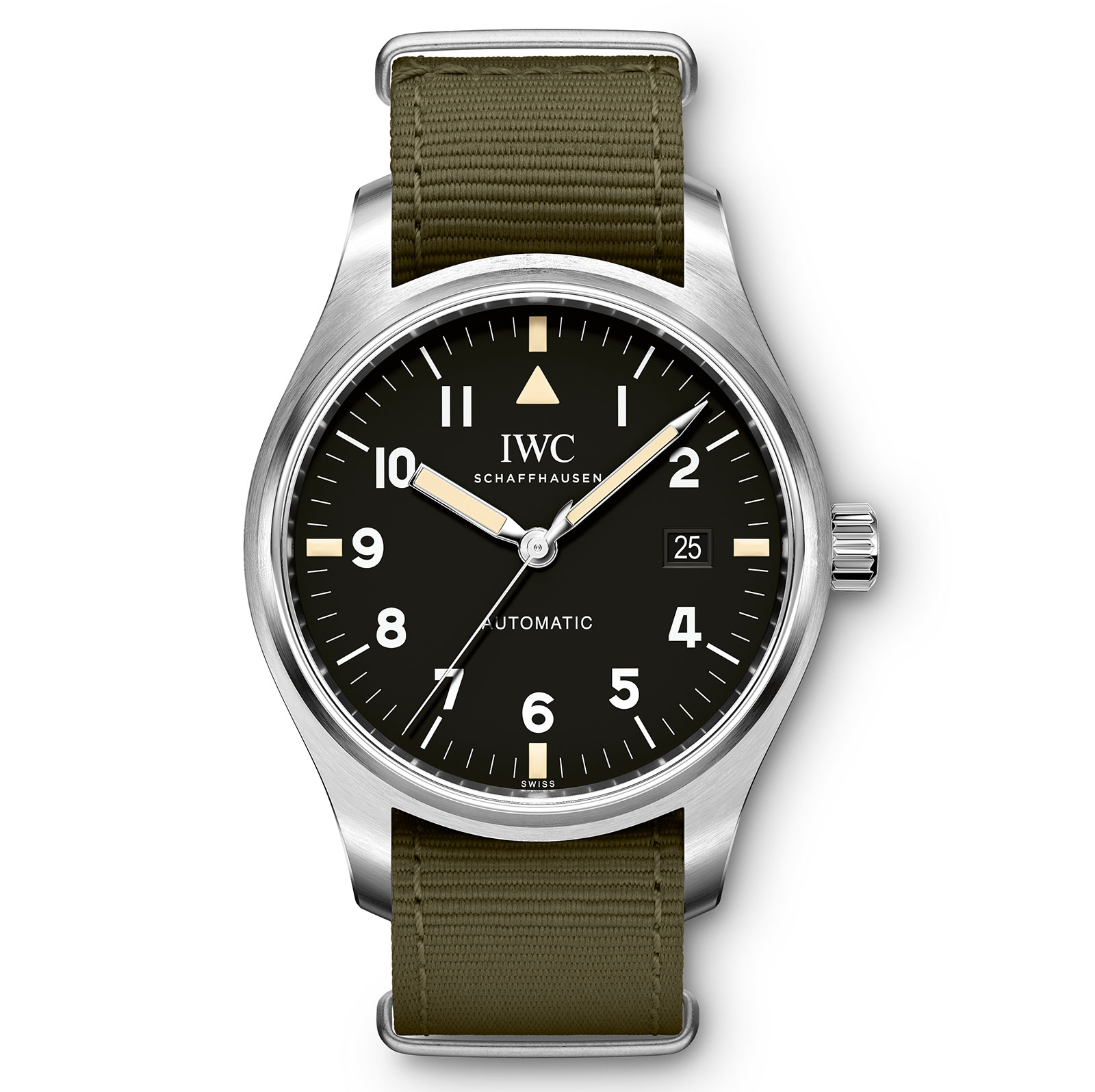 "IWC Mark XVIII ""Tribute to Mark XI"" 2"