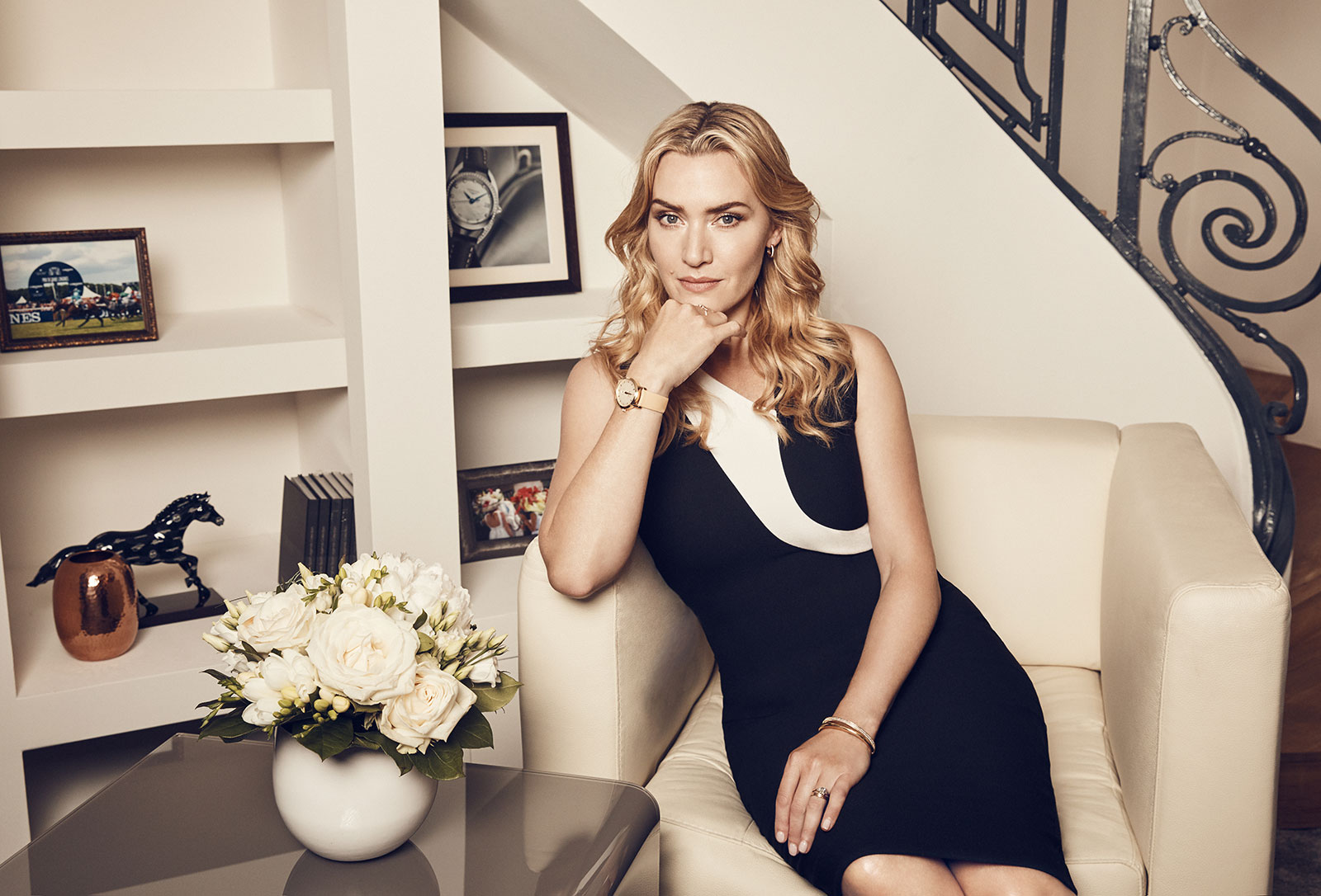 Longines Kate Winslet Flagship Heritage auction 2