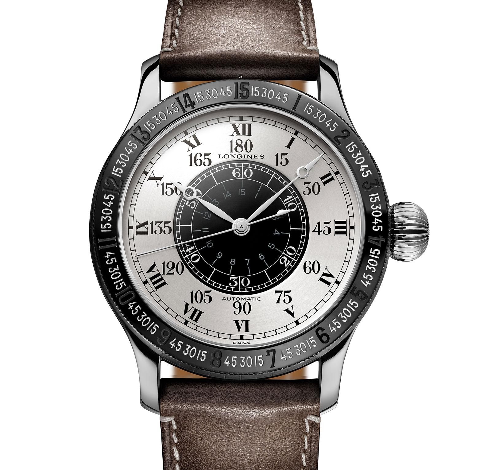Longines Lindbergh 90th Anniversary 1