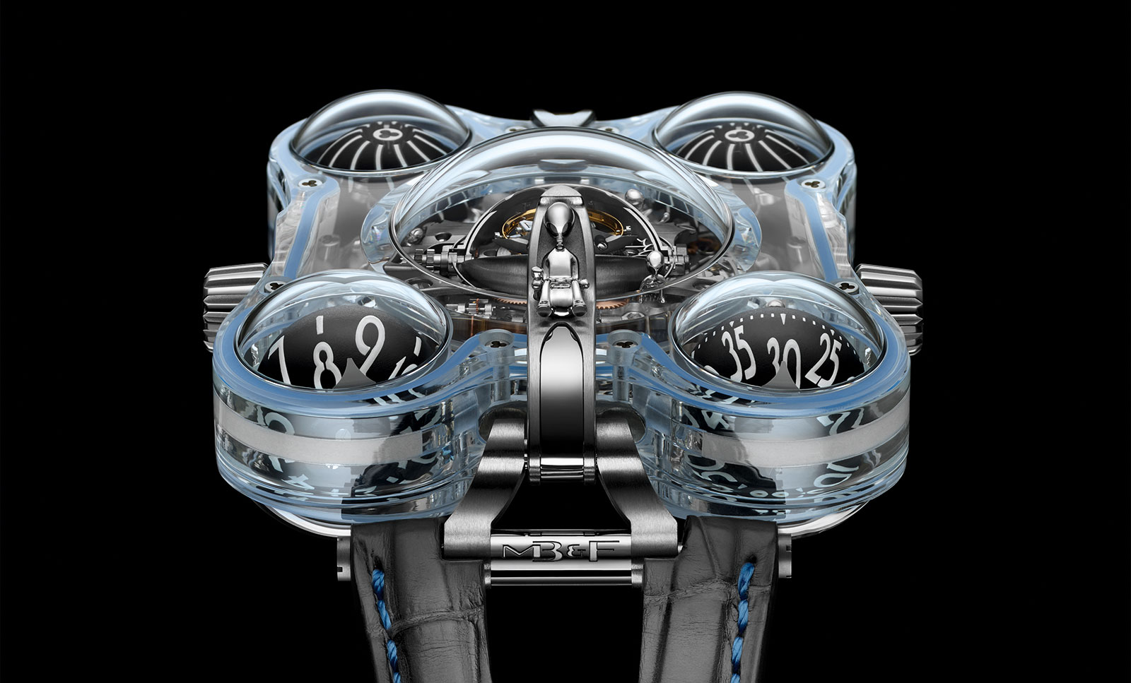 MB&F HM6 Alien Nation 4