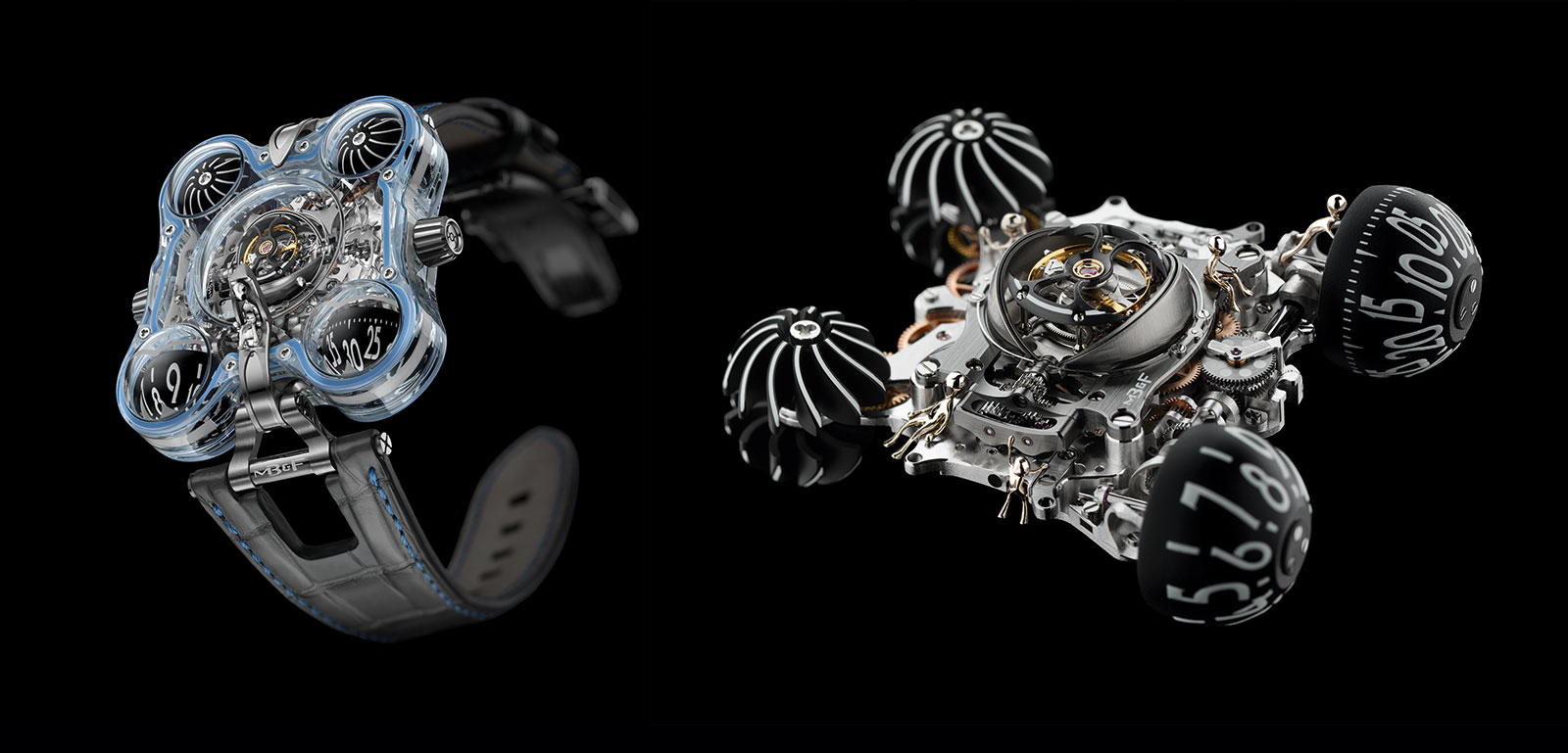 MB&F HM6 Alien Nation 5