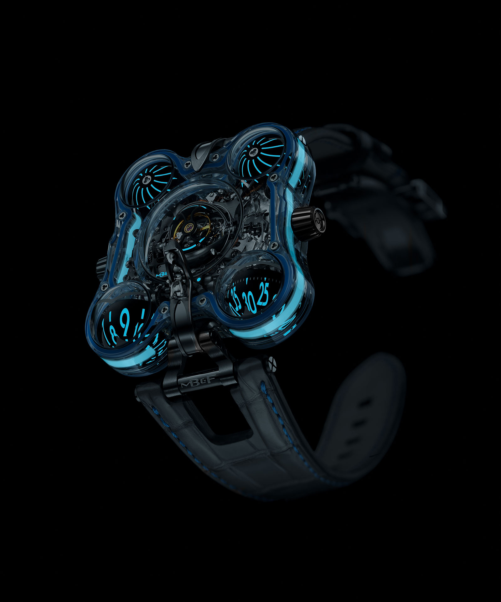 MB&F HM6 Alien Nation 6
